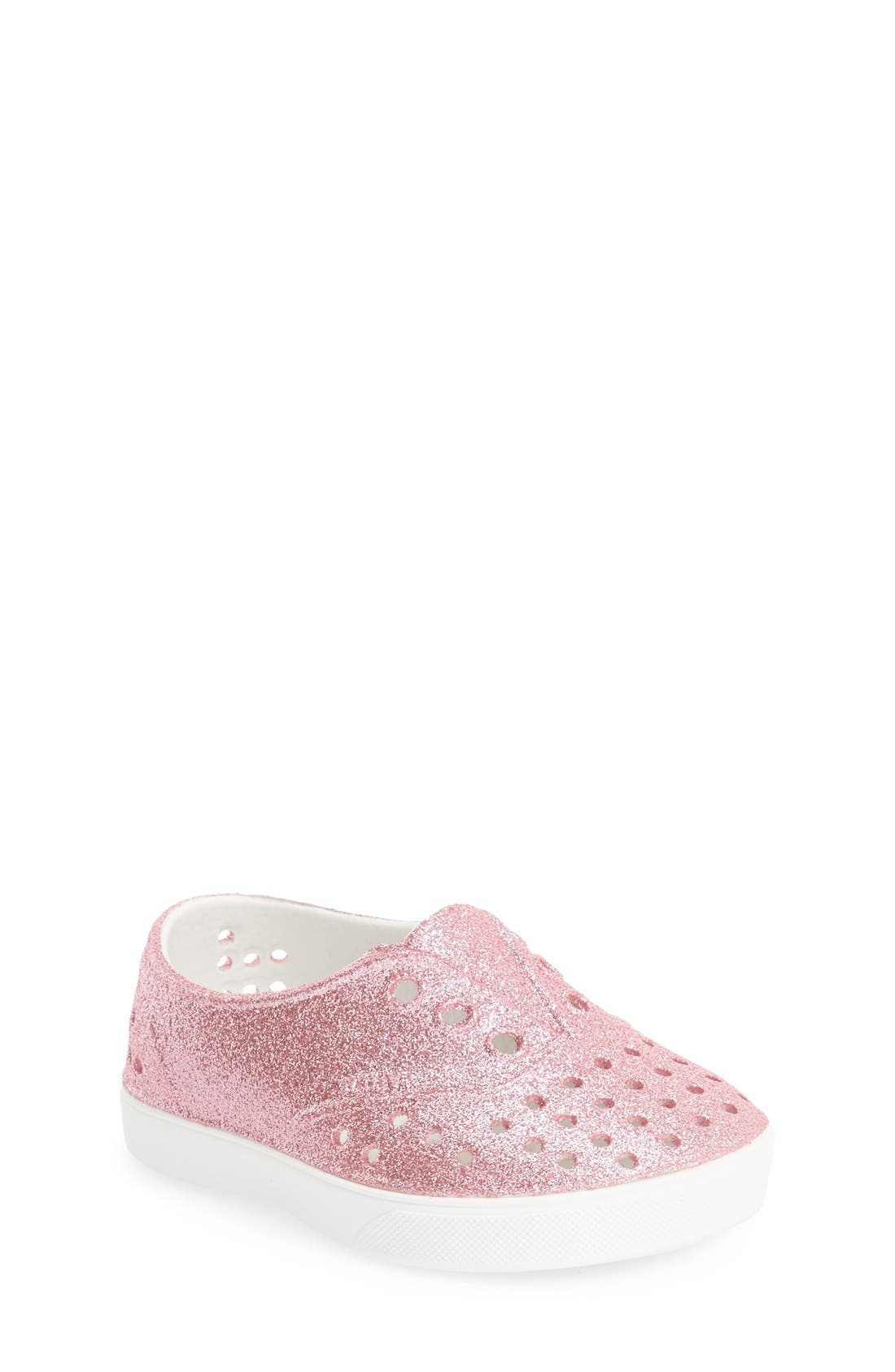 Miller Sparkly Perforated Slip-On,                             Main thumbnail 6, color,