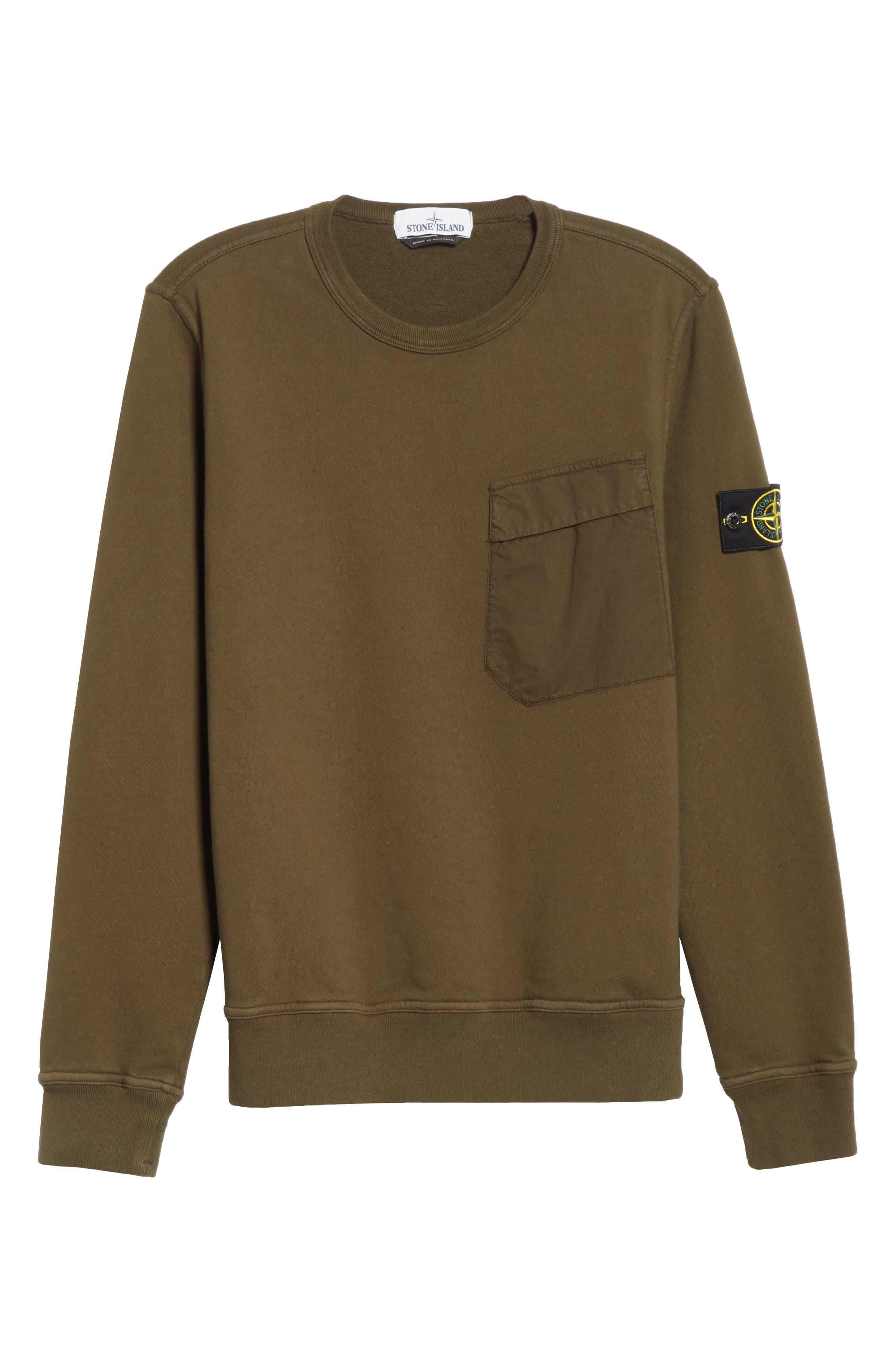 Pocket Sweatshirt,                             Alternate thumbnail 17, color,