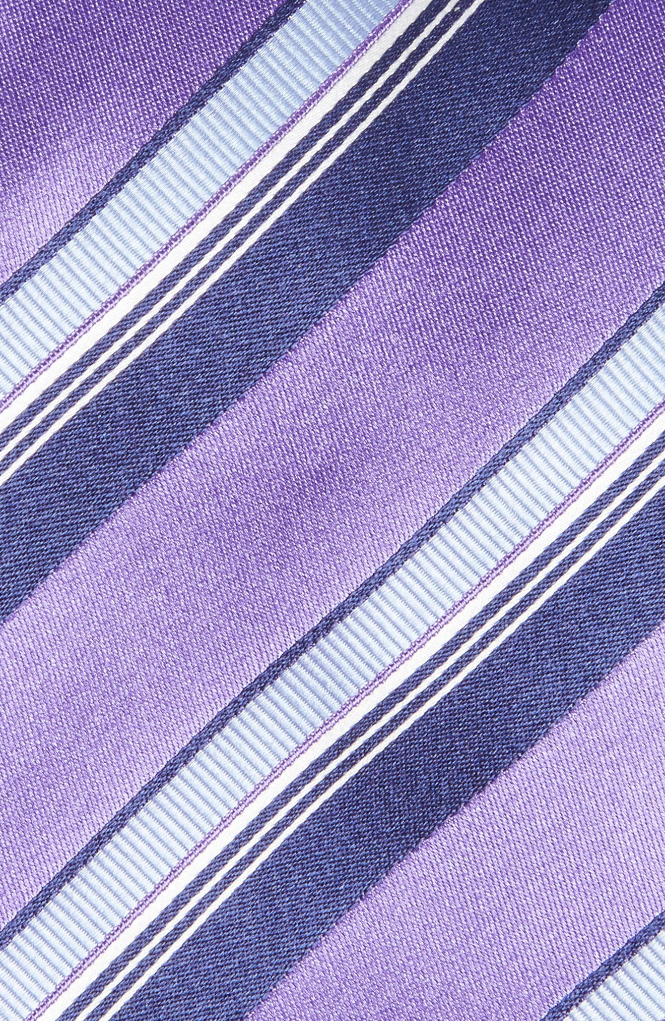 Stripe Silk Tie,                             Alternate thumbnail 2, color,                             500