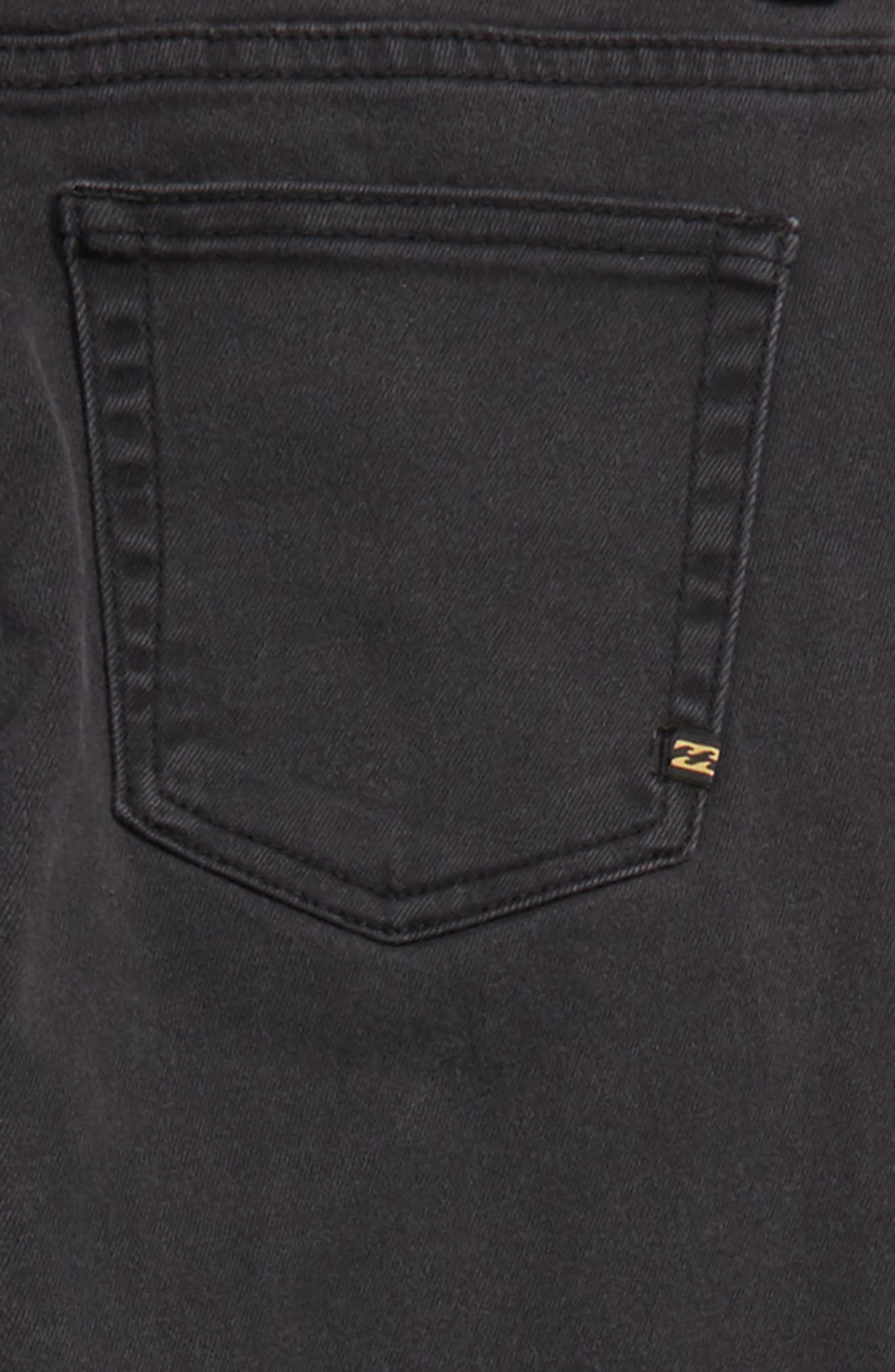 Outsider Jeans,                             Alternate thumbnail 3, color,                             OIL SPILL