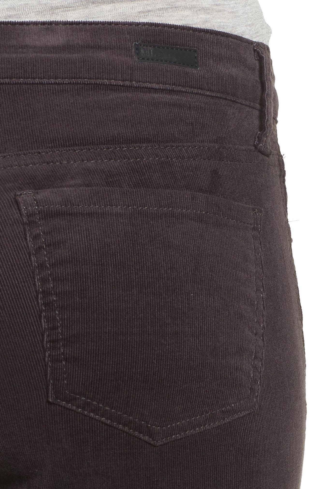 Baby Bootcut Corduroy Jeans,                             Alternate thumbnail 93, color,