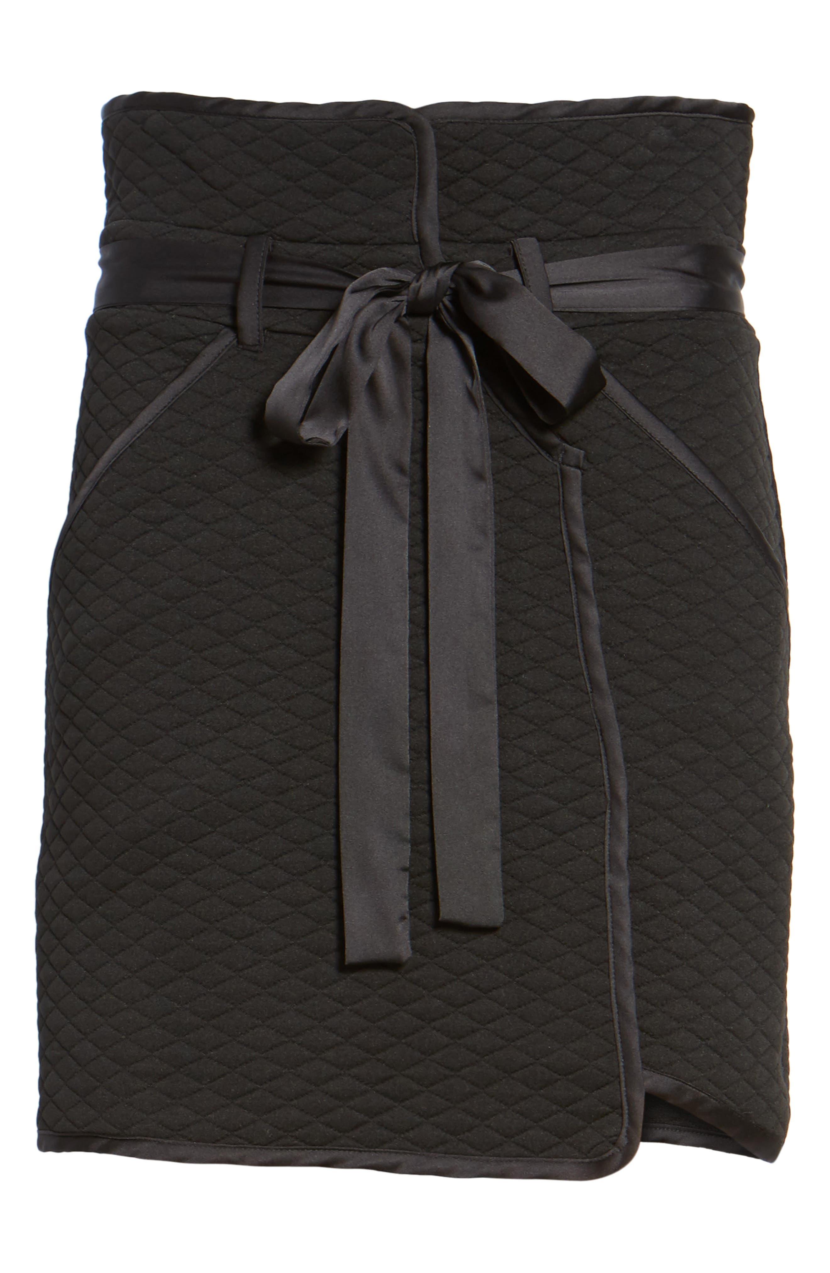 Andi Miniskirt,                             Alternate thumbnail 6, color,