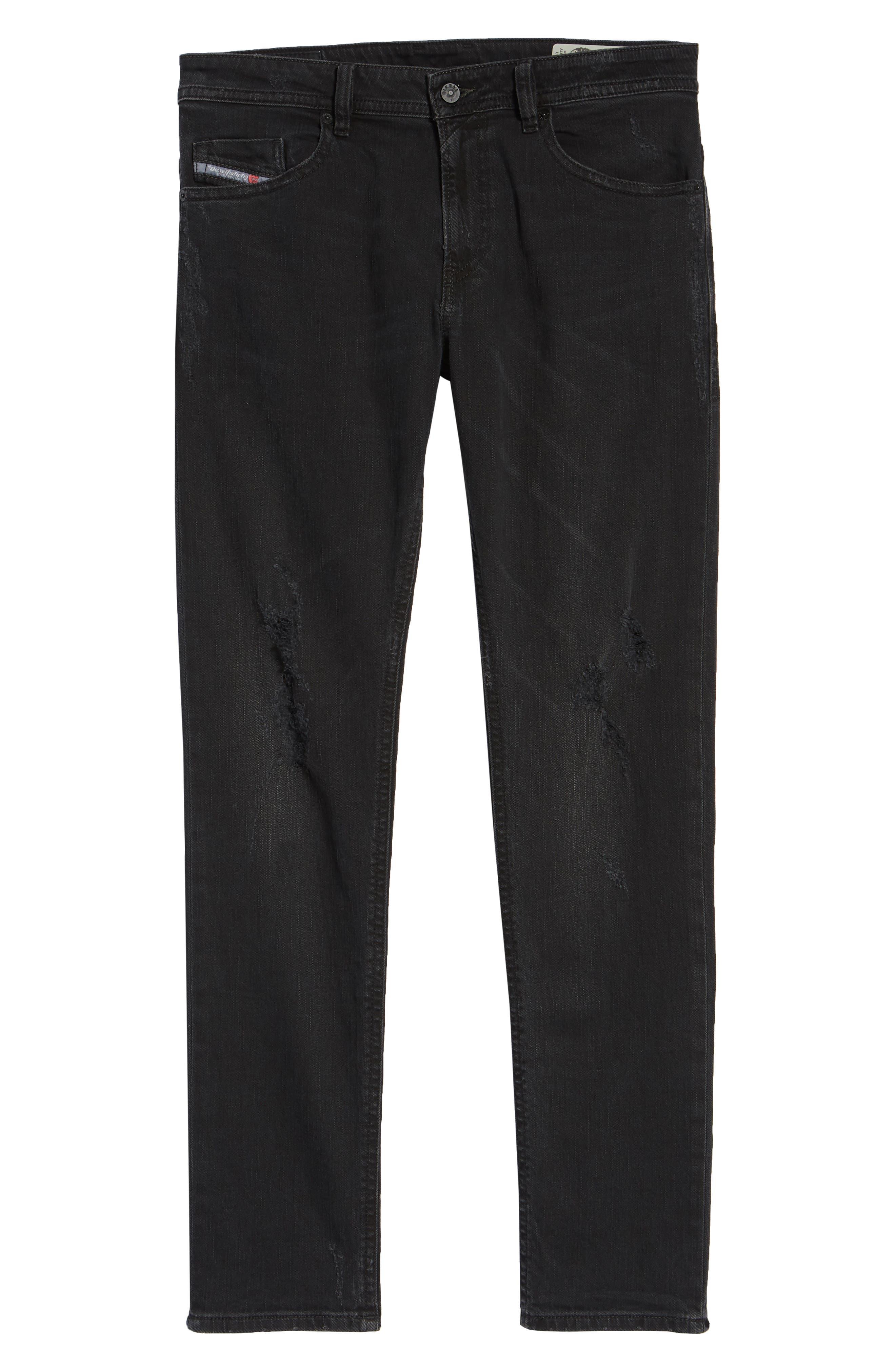 Thommer Skinny Fit Jeans,                             Alternate thumbnail 6, color,                             CN013