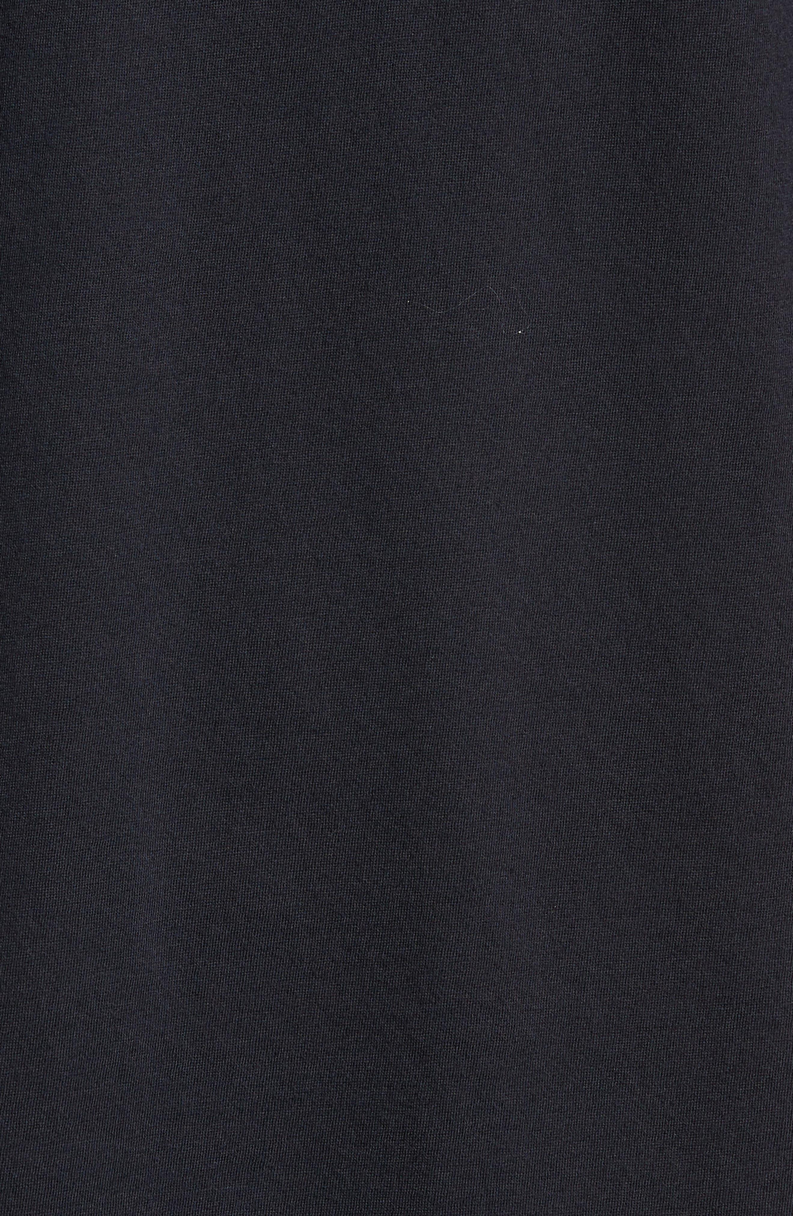 Free Bird Moth T-Shirt,                             Alternate thumbnail 5, color,                             001