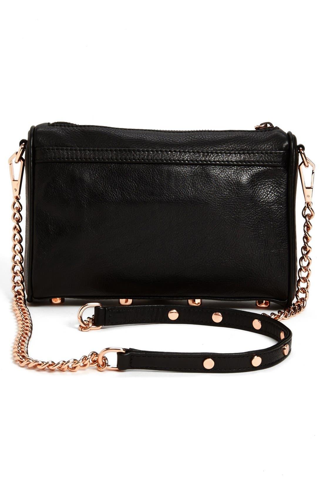 'Mini MAC' Convertible Crossbody Bag,                             Alternate thumbnail 5, color,