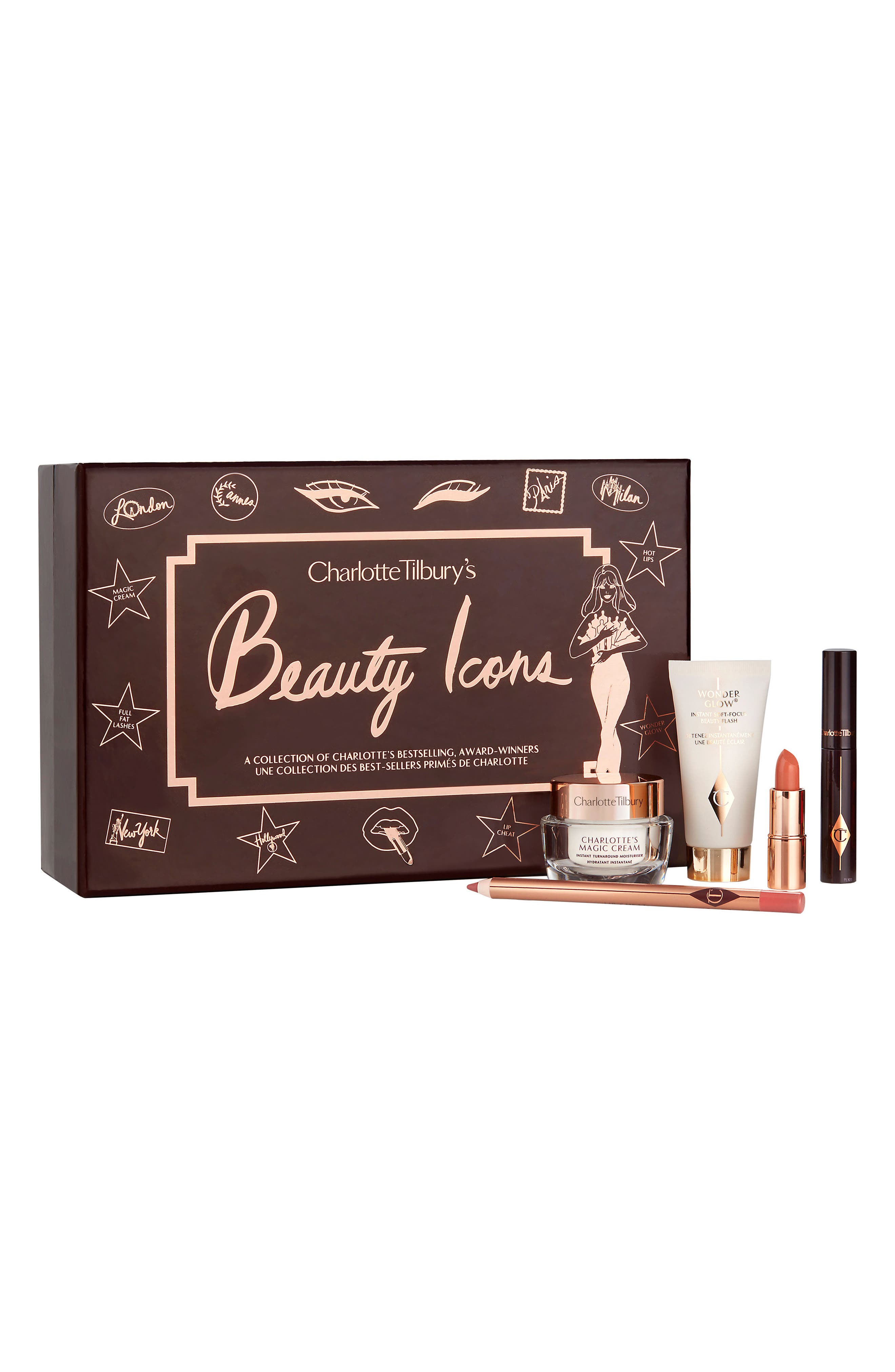 Charlotte's Beauty Icons Collection,                         Main,                         color, 000