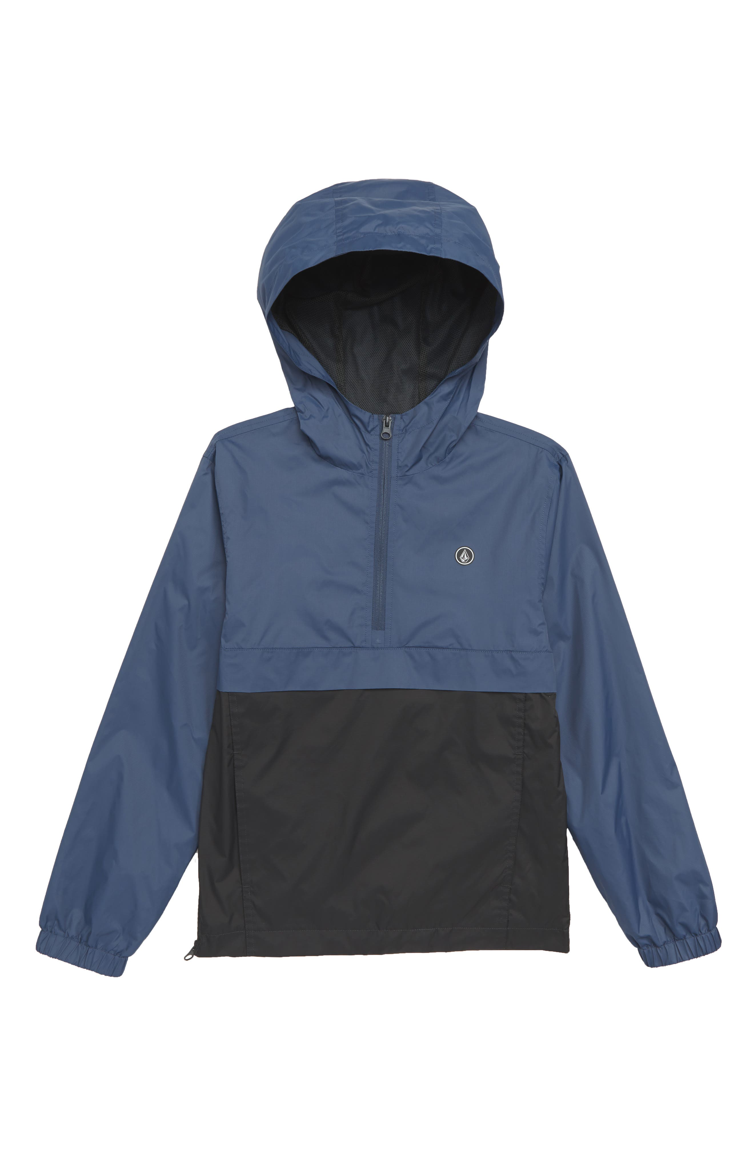 Halfmont Hooded Pullover,                         Main,                         color, DEEP BLUE