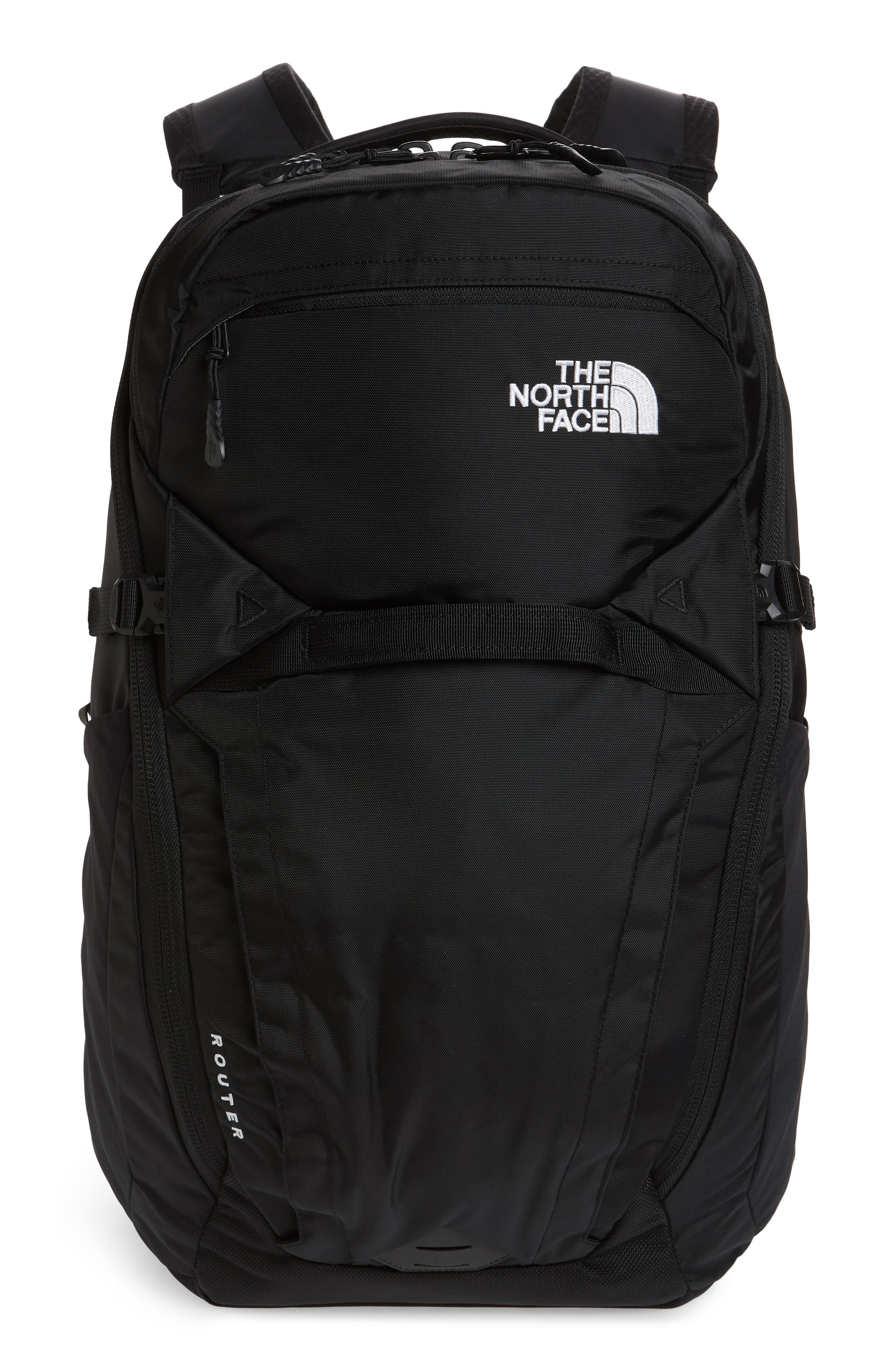 Router Backpack,                             Main thumbnail 1, color,                             001