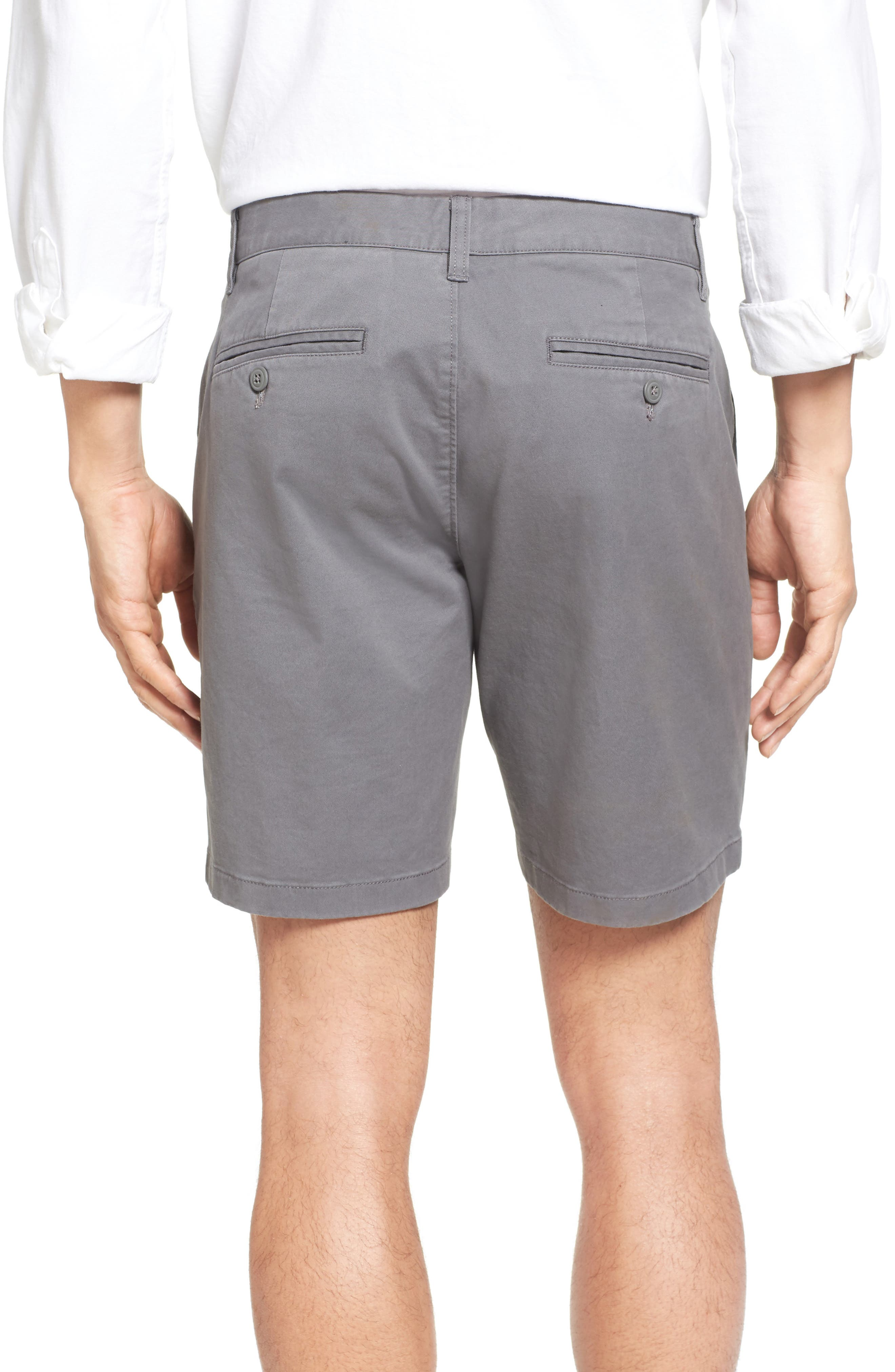 Stretch Washed Chino 7-Inch Shorts,                             Alternate thumbnail 39, color,