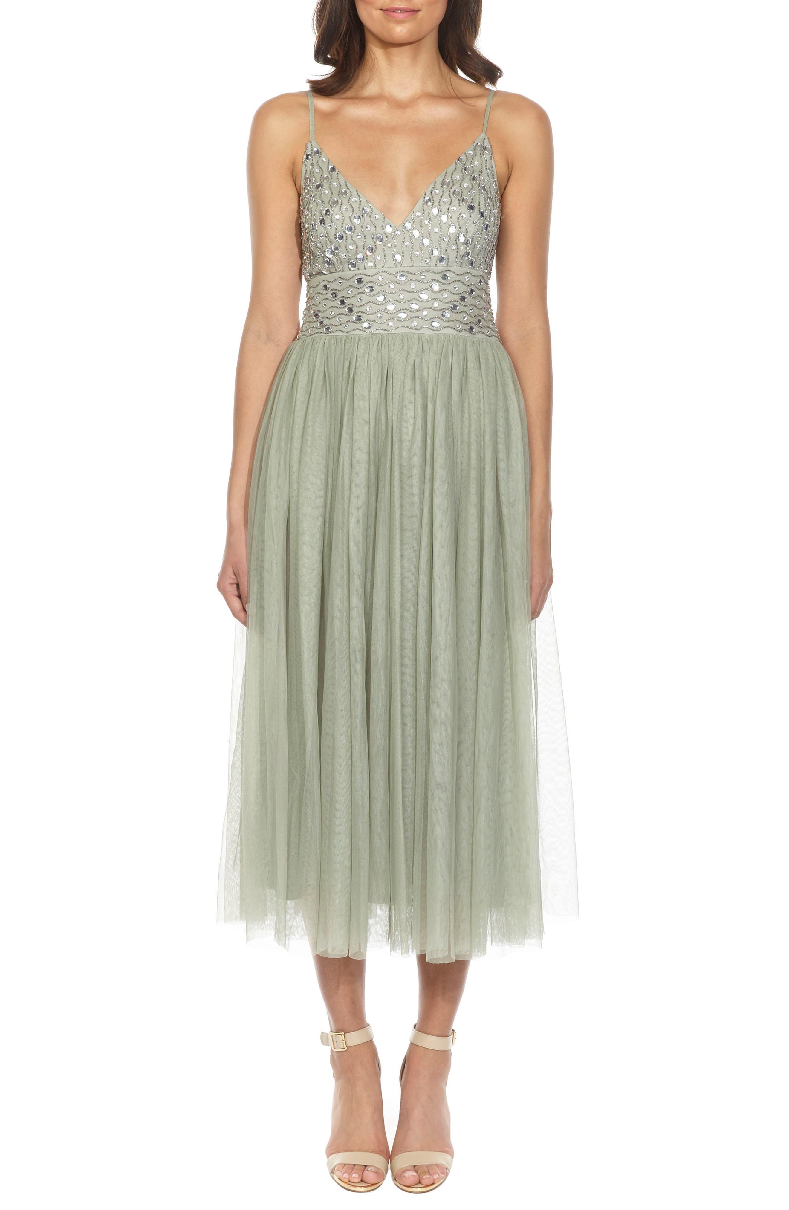 Maeve Beaded Maxi Dress,                             Alternate thumbnail 5, color,                             330