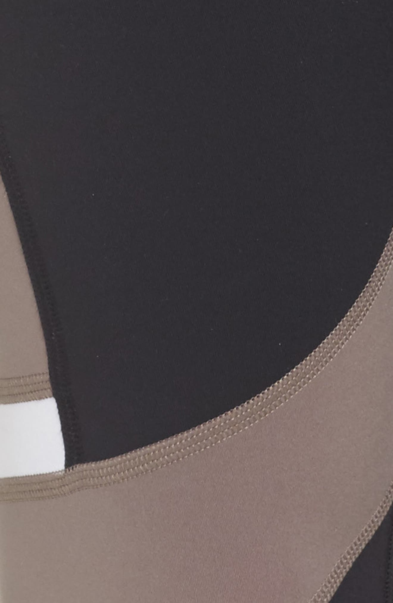 Reebox Lux Tights,                             Alternate thumbnail 6, color,                             005