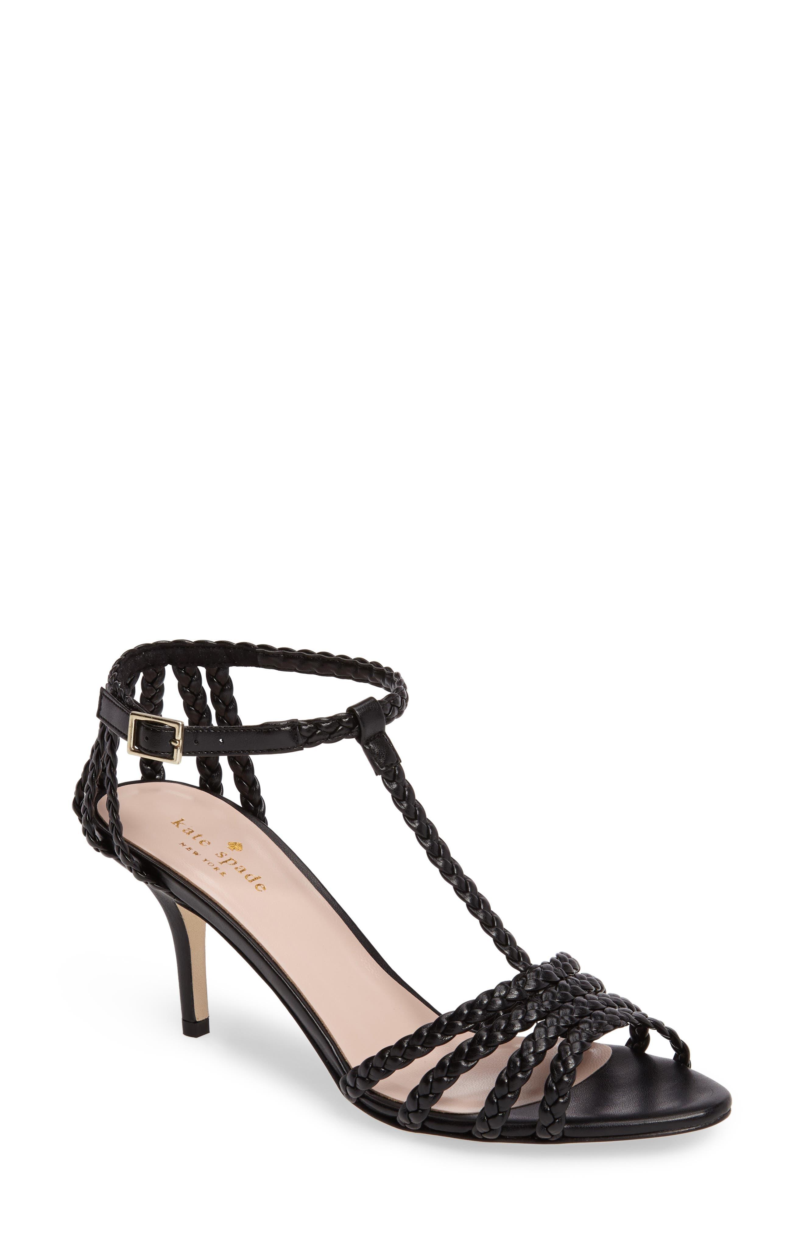 sullivan strappy sandal,                             Main thumbnail 1, color,                             001