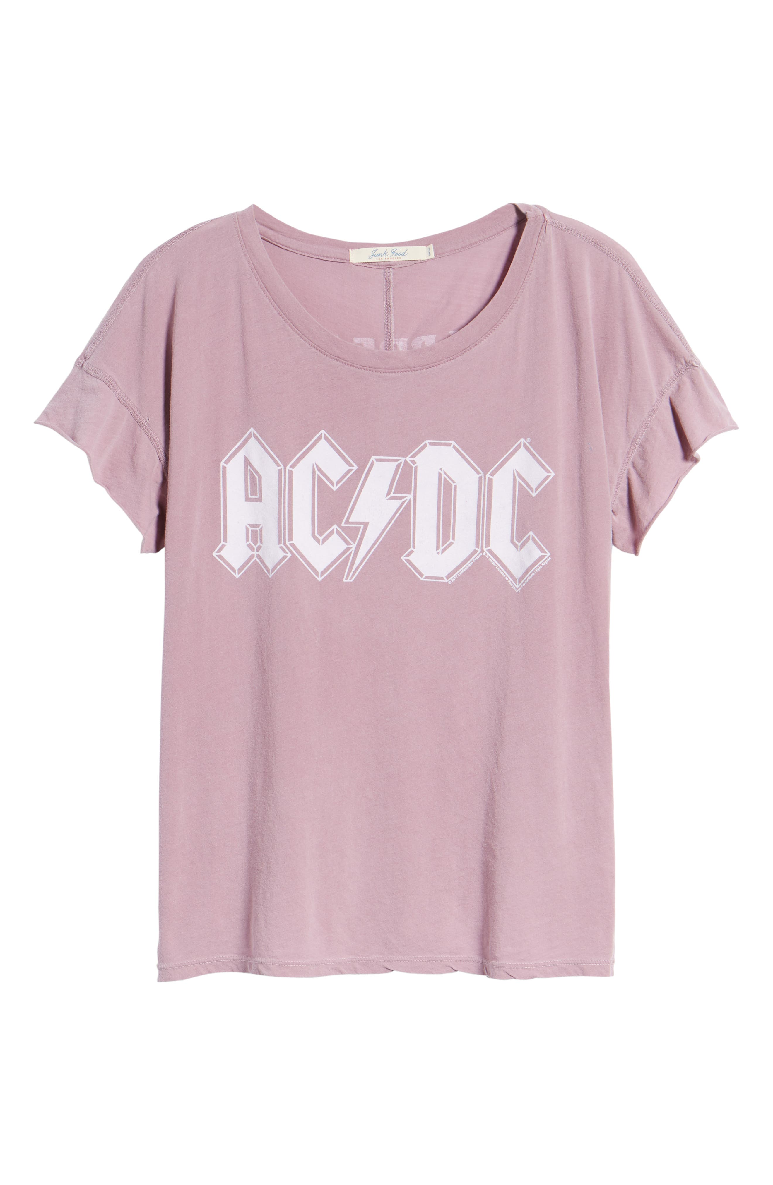 AC/DC Tee,                             Alternate thumbnail 7, color,                             614
