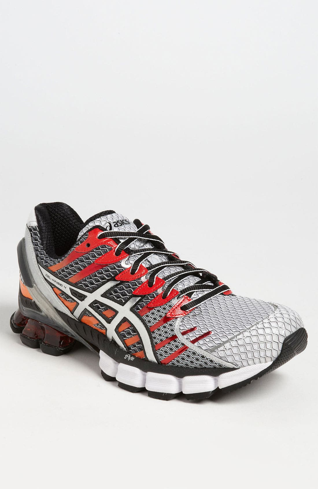 ASICS<SUP>®</SUP>,                             'GEL-Kinsei 4' Running Shoe,                             Main thumbnail 1, color,                             100
