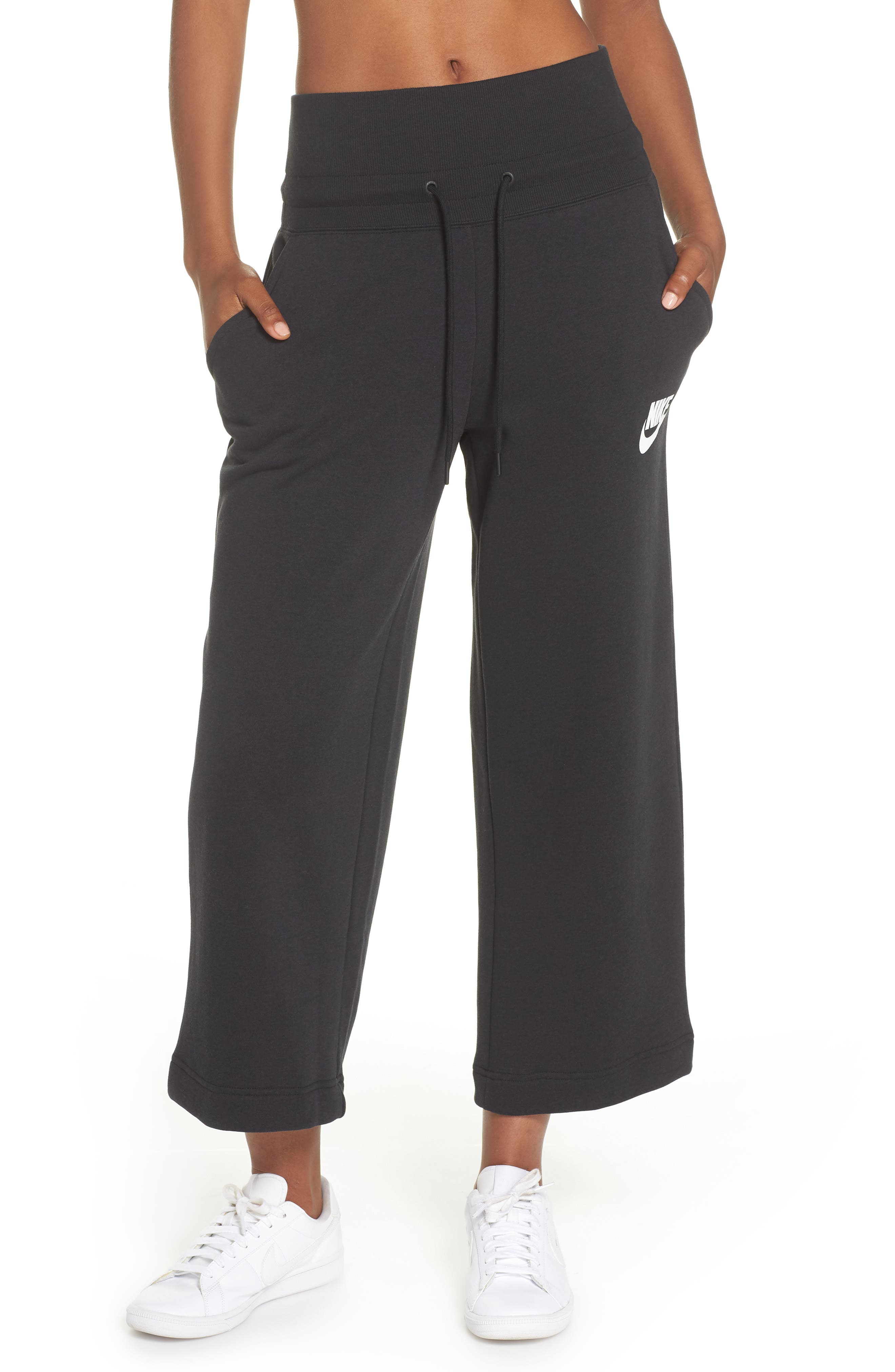 Sportswear Rally Cropped Pants,                         Main,                         color, 010
