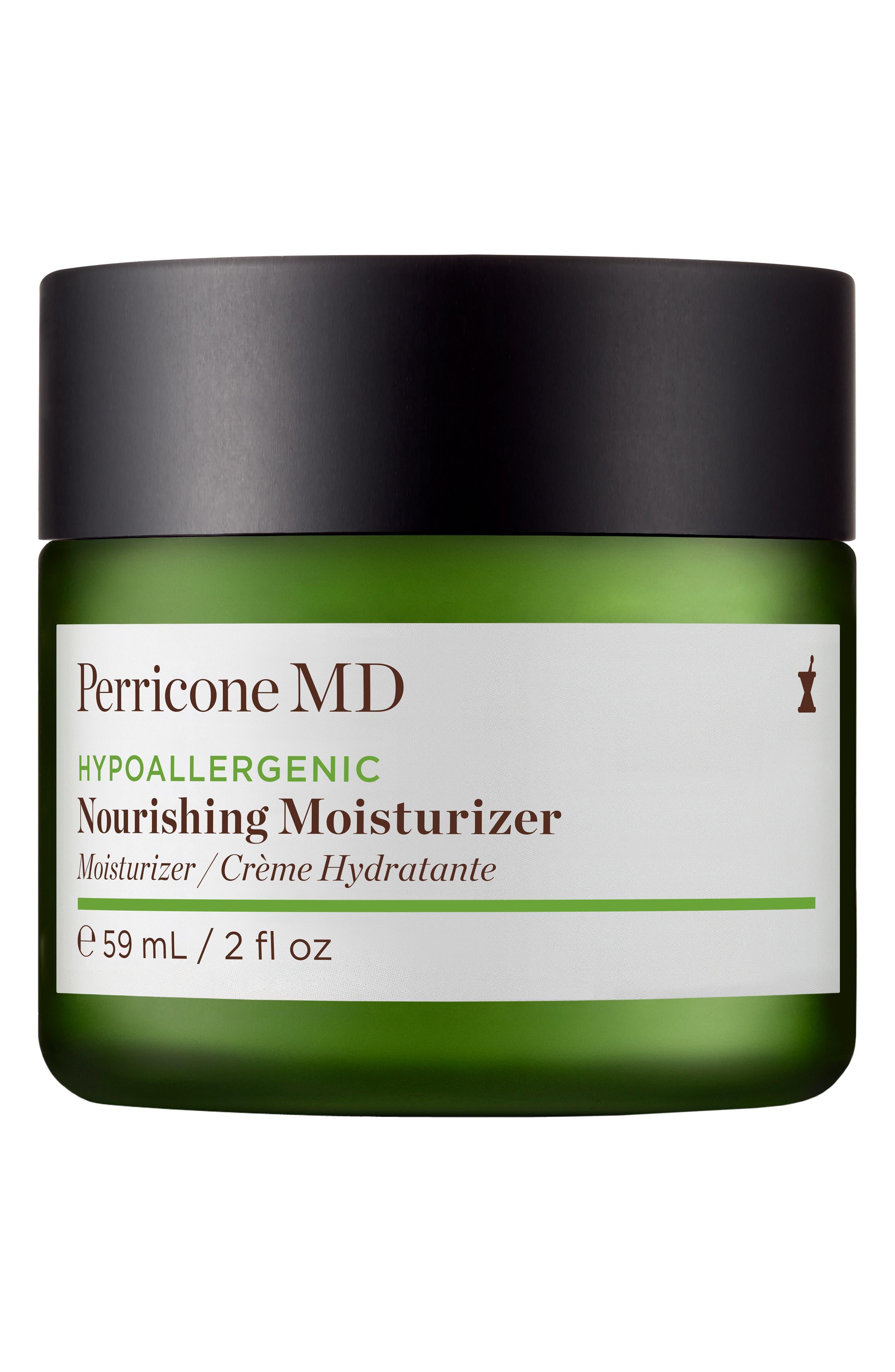 Hypoallergenic Nourishing Moisturizer,                             Main thumbnail 1, color,                             NO COLOR