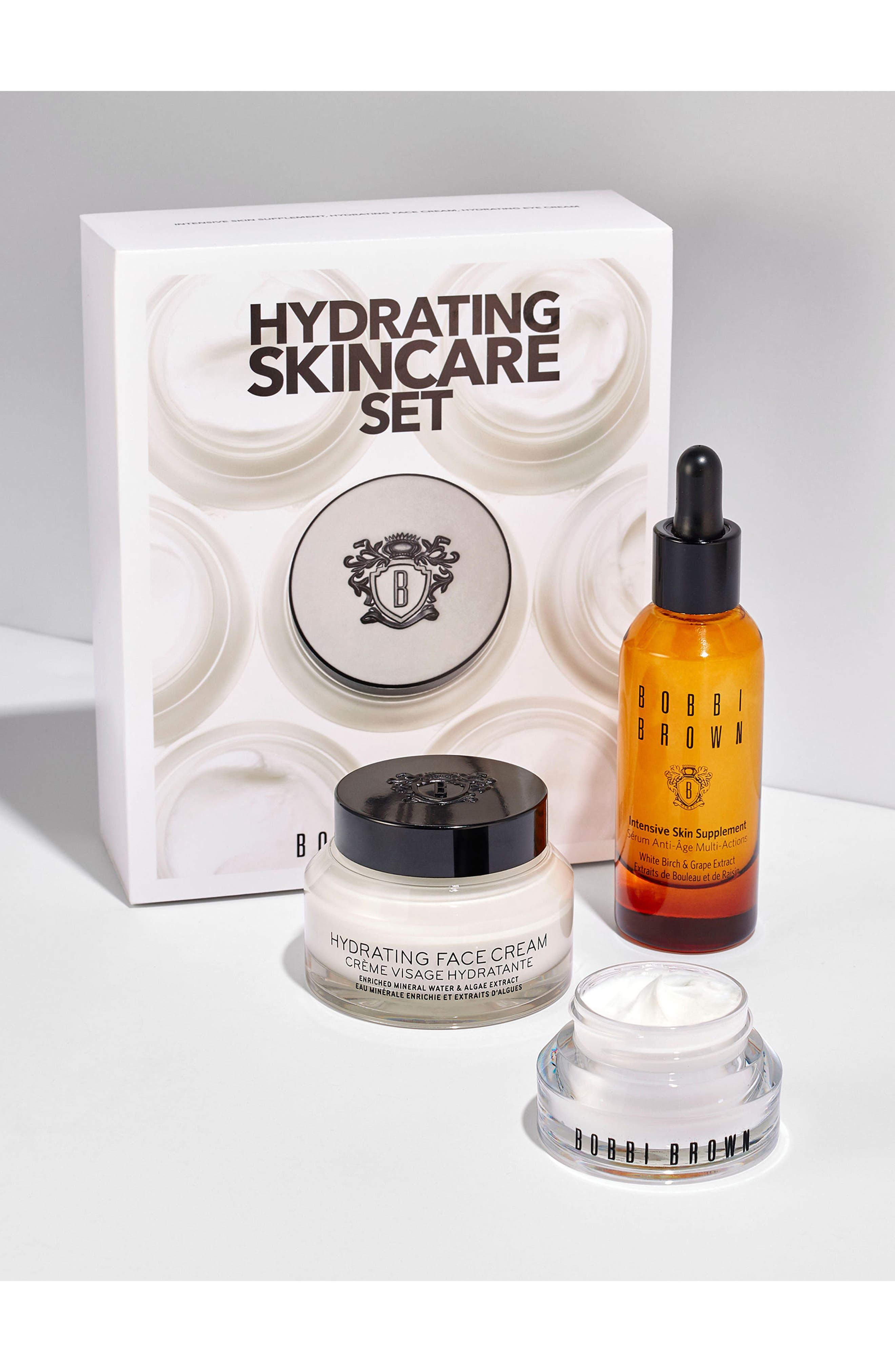 Hydrating Skin Care Set,                             Alternate thumbnail 2, color,                             000
