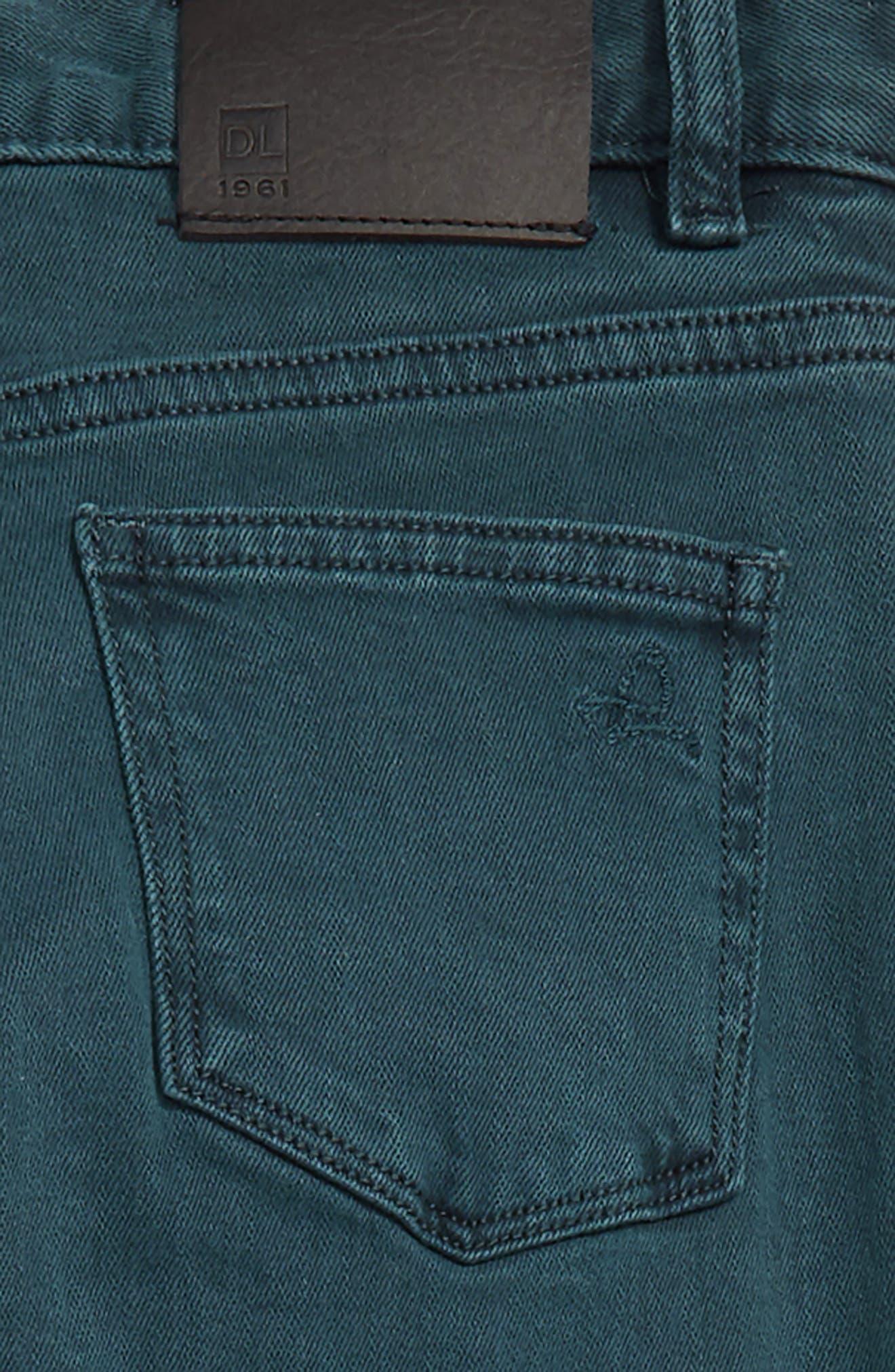 Hawke Skinny Jeans,                             Alternate thumbnail 3, color,                             BRUH