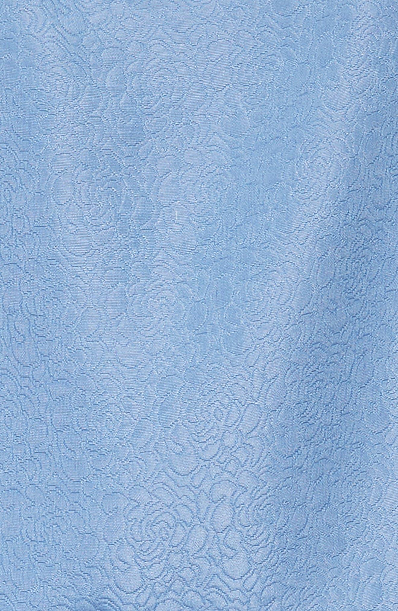 Harper Fit & Flare Dress,                             Alternate thumbnail 3, color,