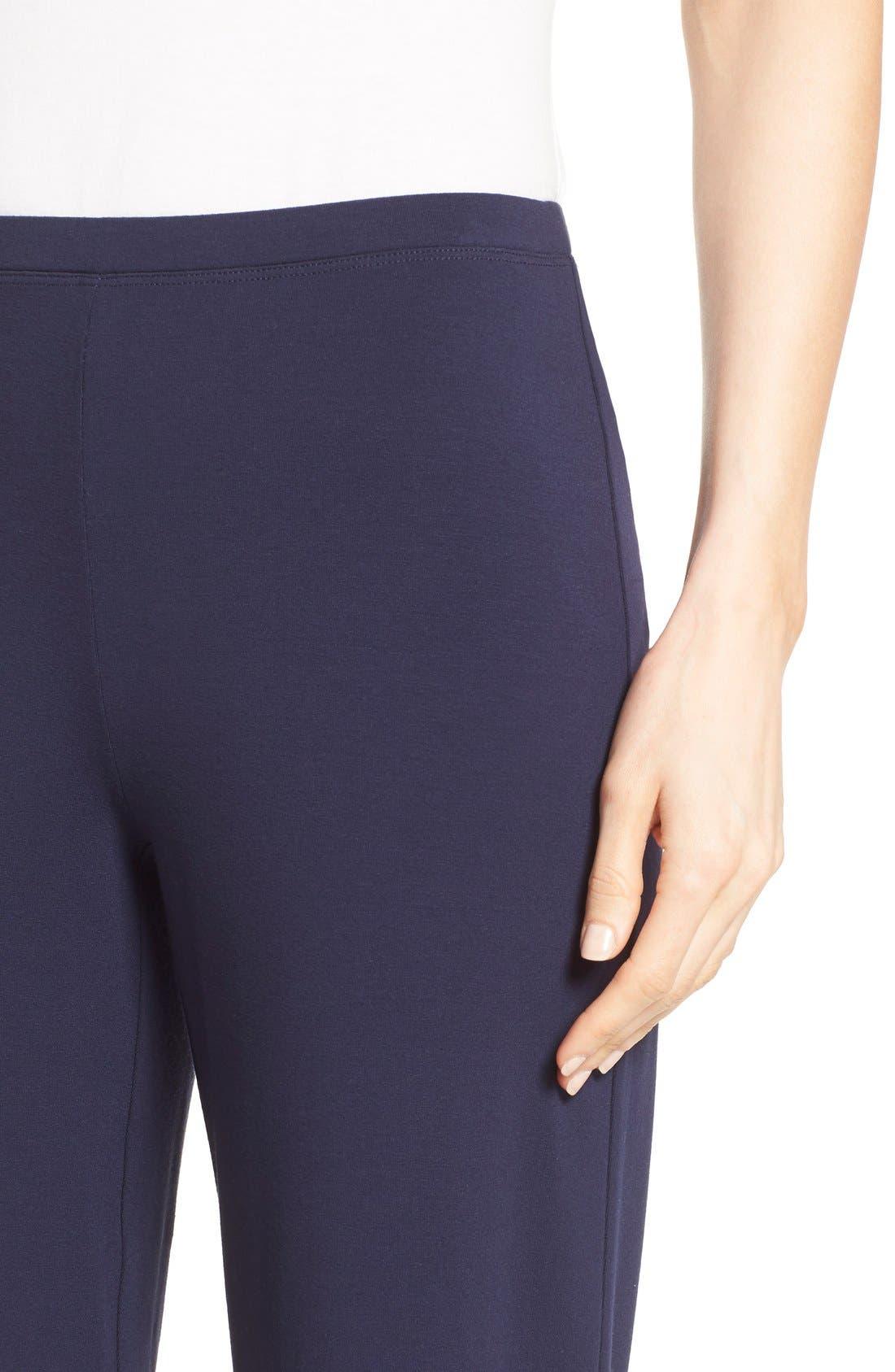 Crop Jersey Pants,                             Alternate thumbnail 14, color,