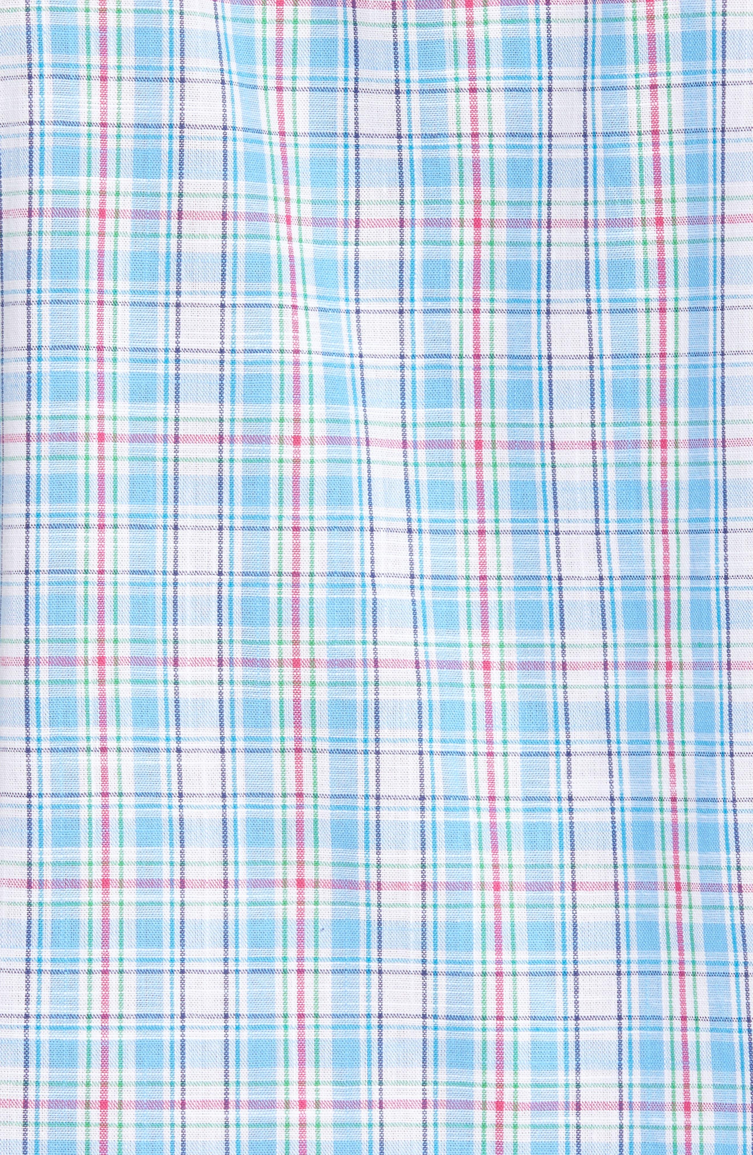Nectarine Sport Shirt,                             Alternate thumbnail 5, color,