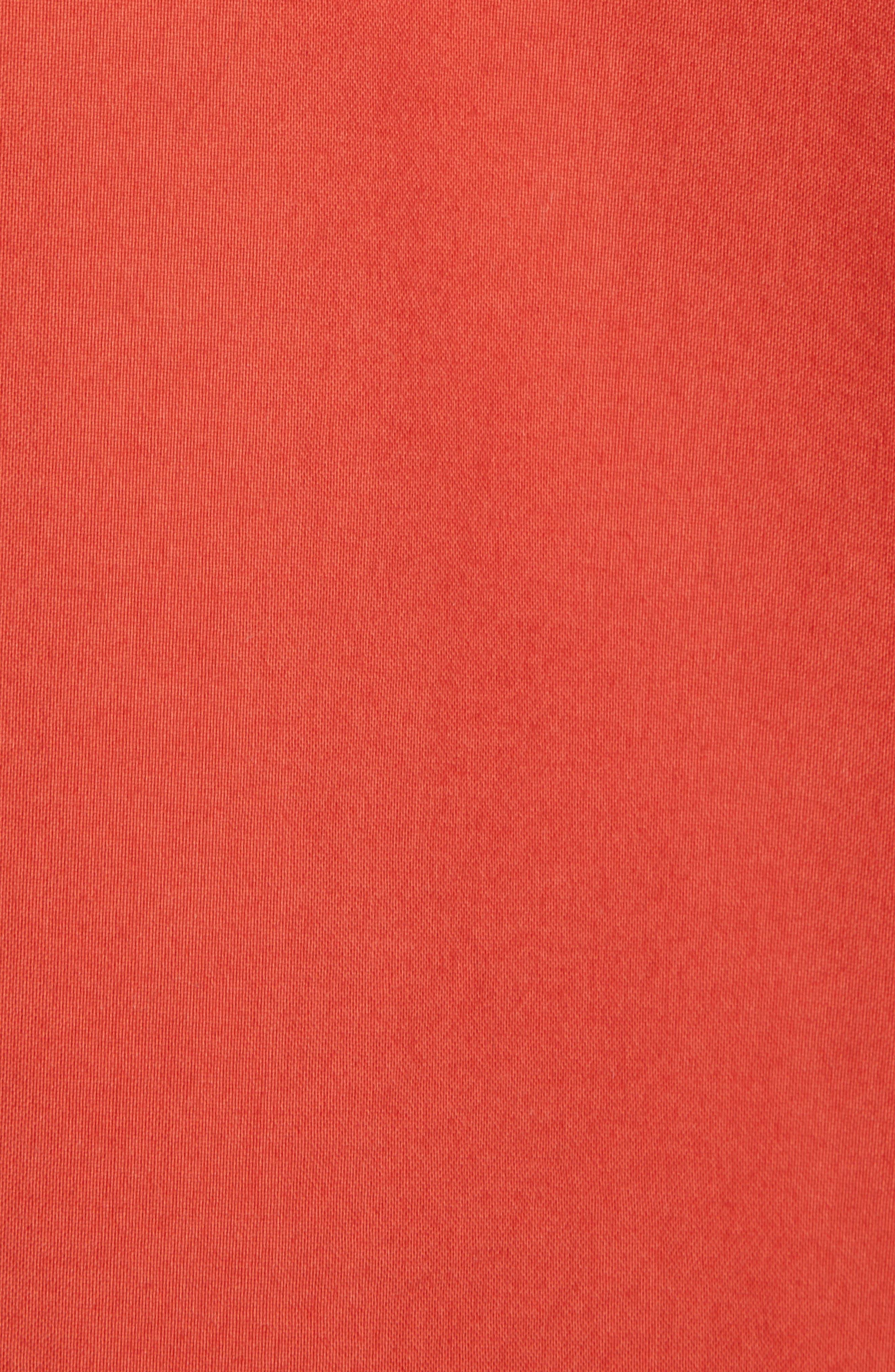 Crosby Oxford Woven Shirt,                             Alternate thumbnail 5, color,                             600