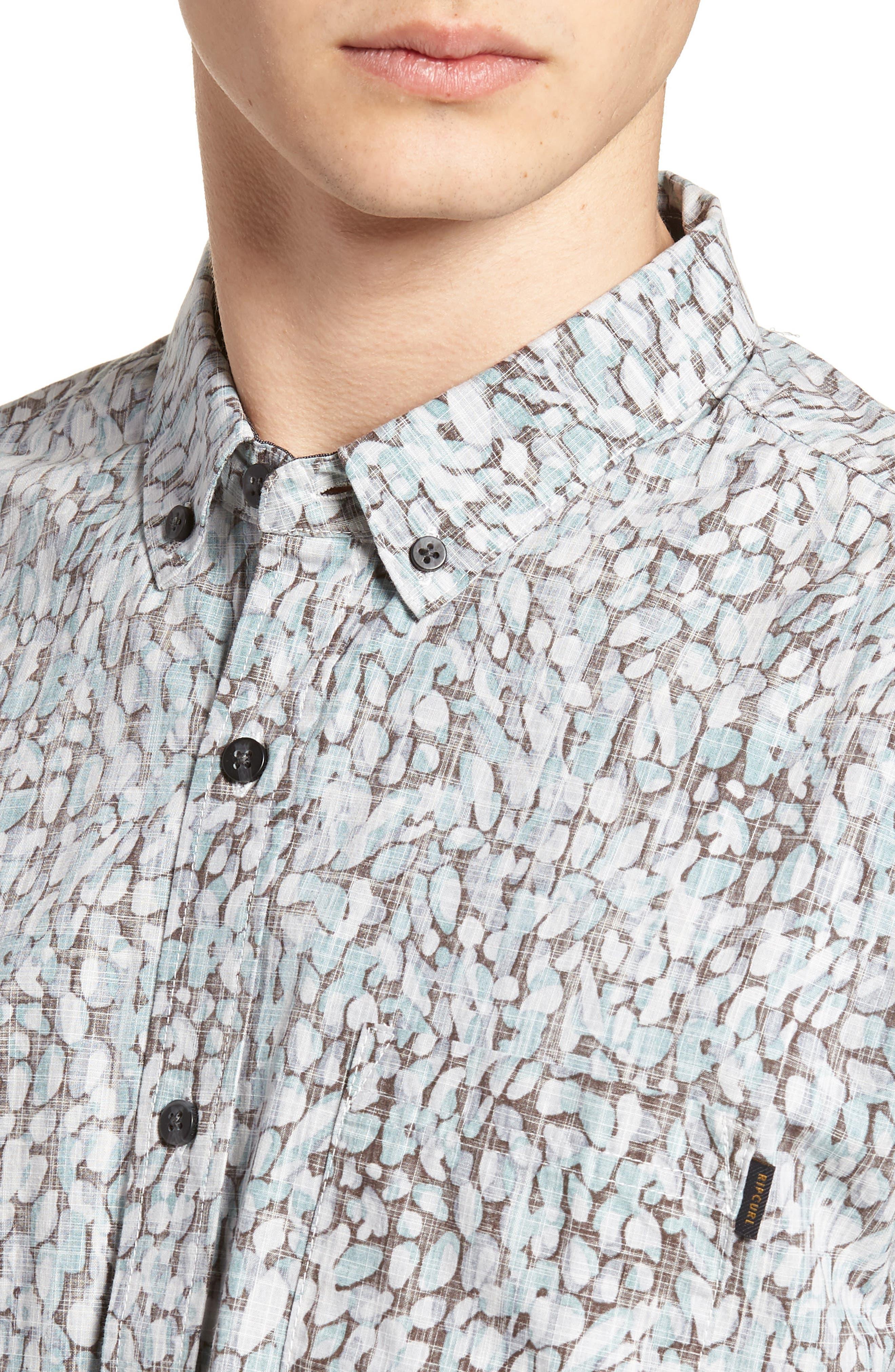 Scopic Woven Shirt,                             Alternate thumbnail 11, color,