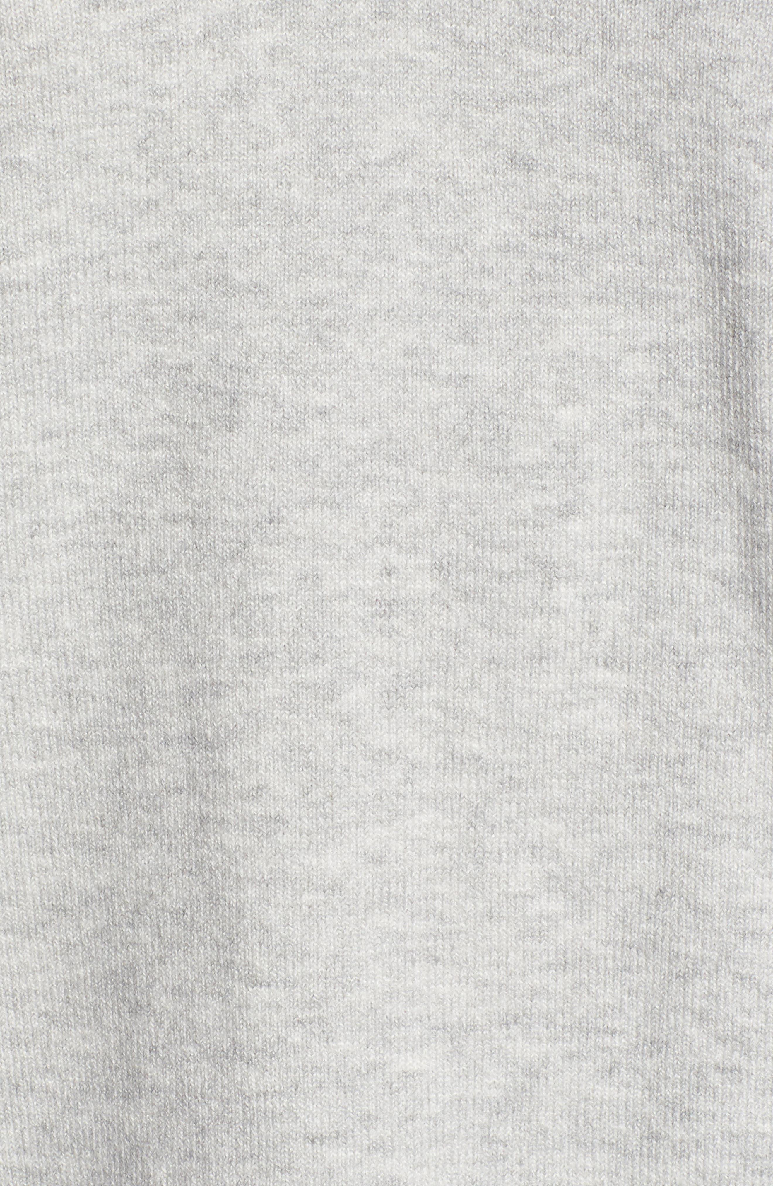 Della Vhari V-Neck Sweater,                             Alternate thumbnail 5, color,                             050