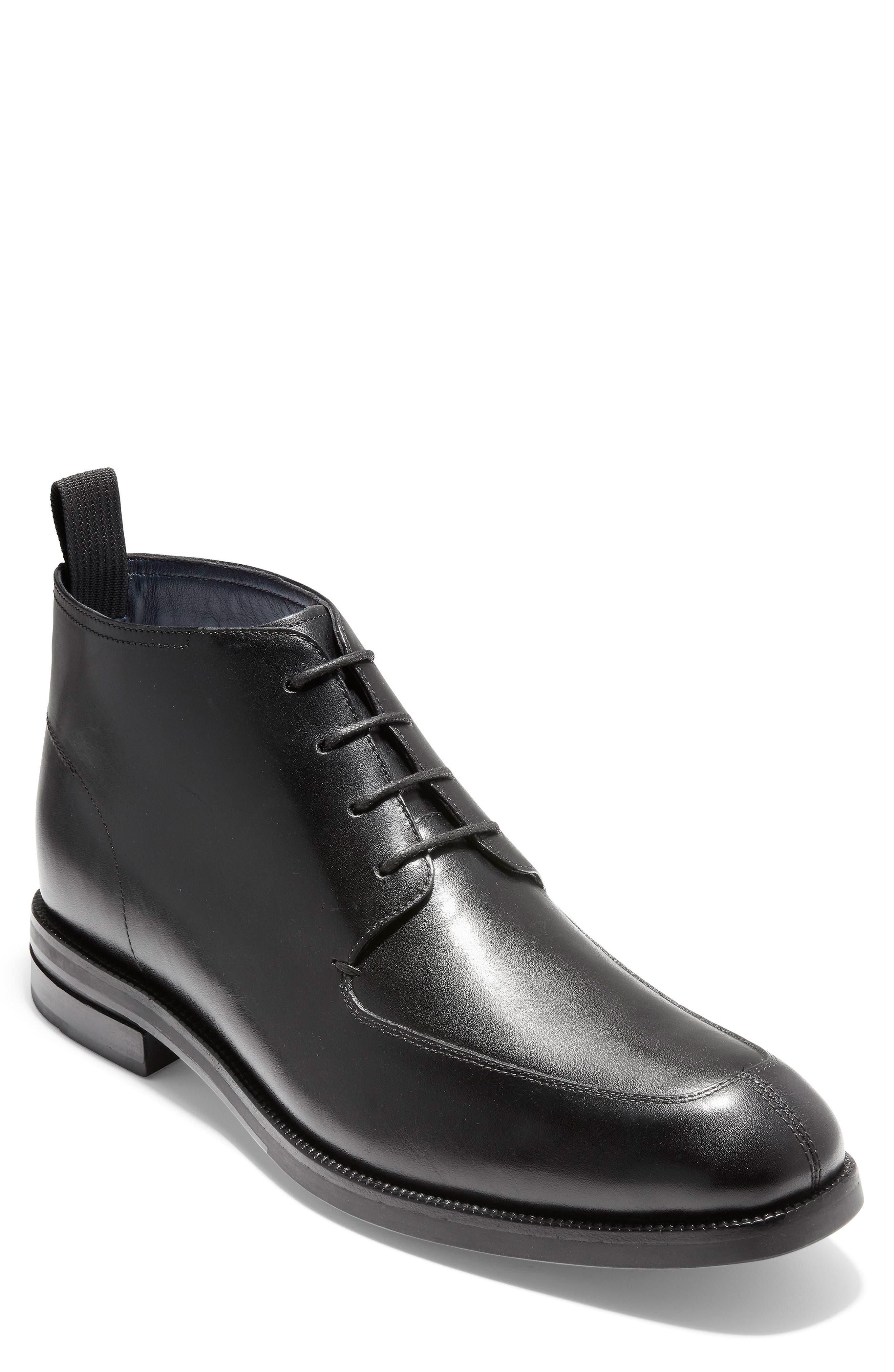 Wagner Grand Split Toe Boot,                         Main,                         color, 001