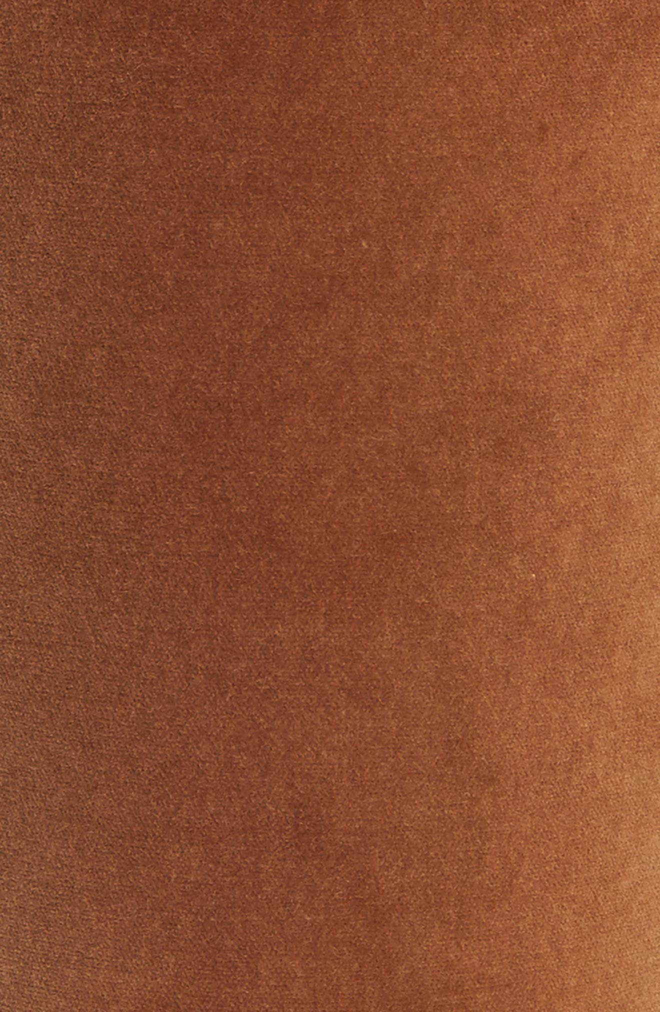 Velveteen High Waist Skinny Pants,                             Alternate thumbnail 10, color,