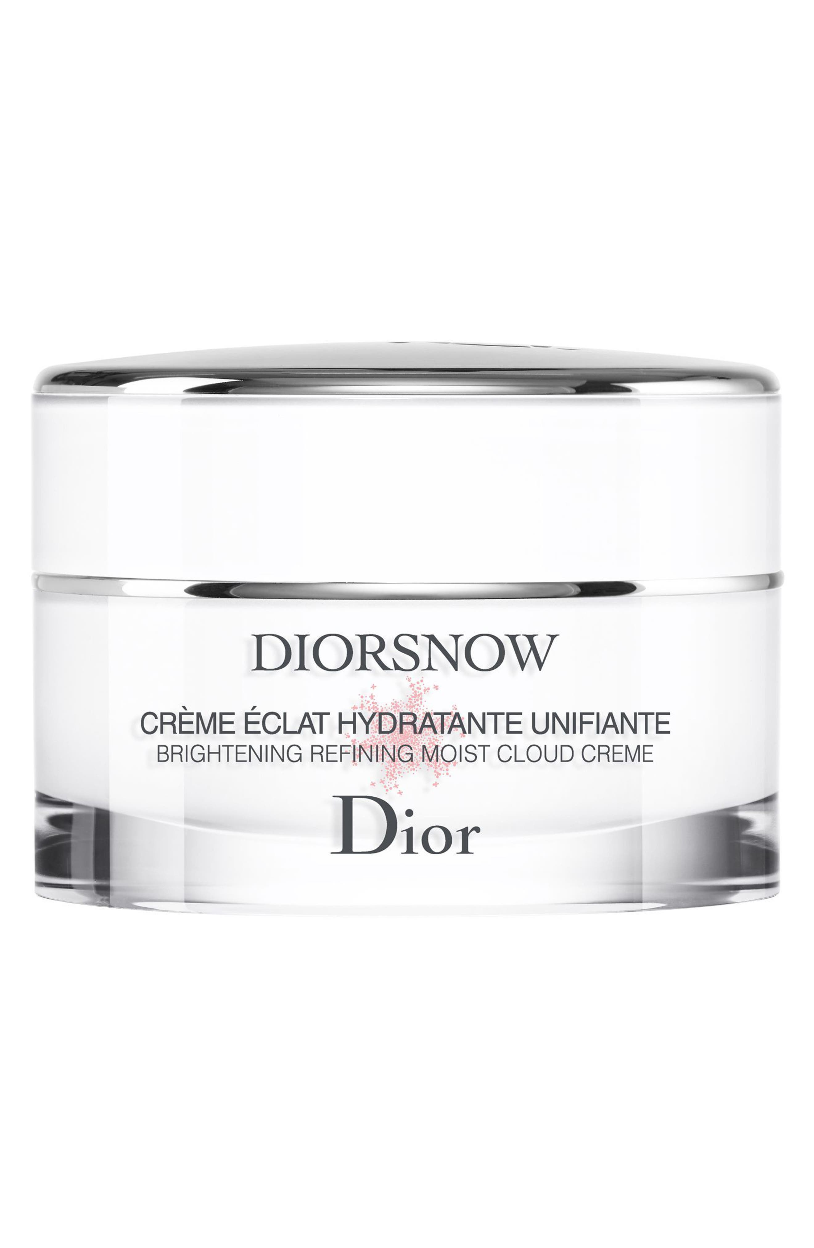 Diorsnow Brightening Refining Moist Cloud Crème,                         Main,                         color, NO COLOR