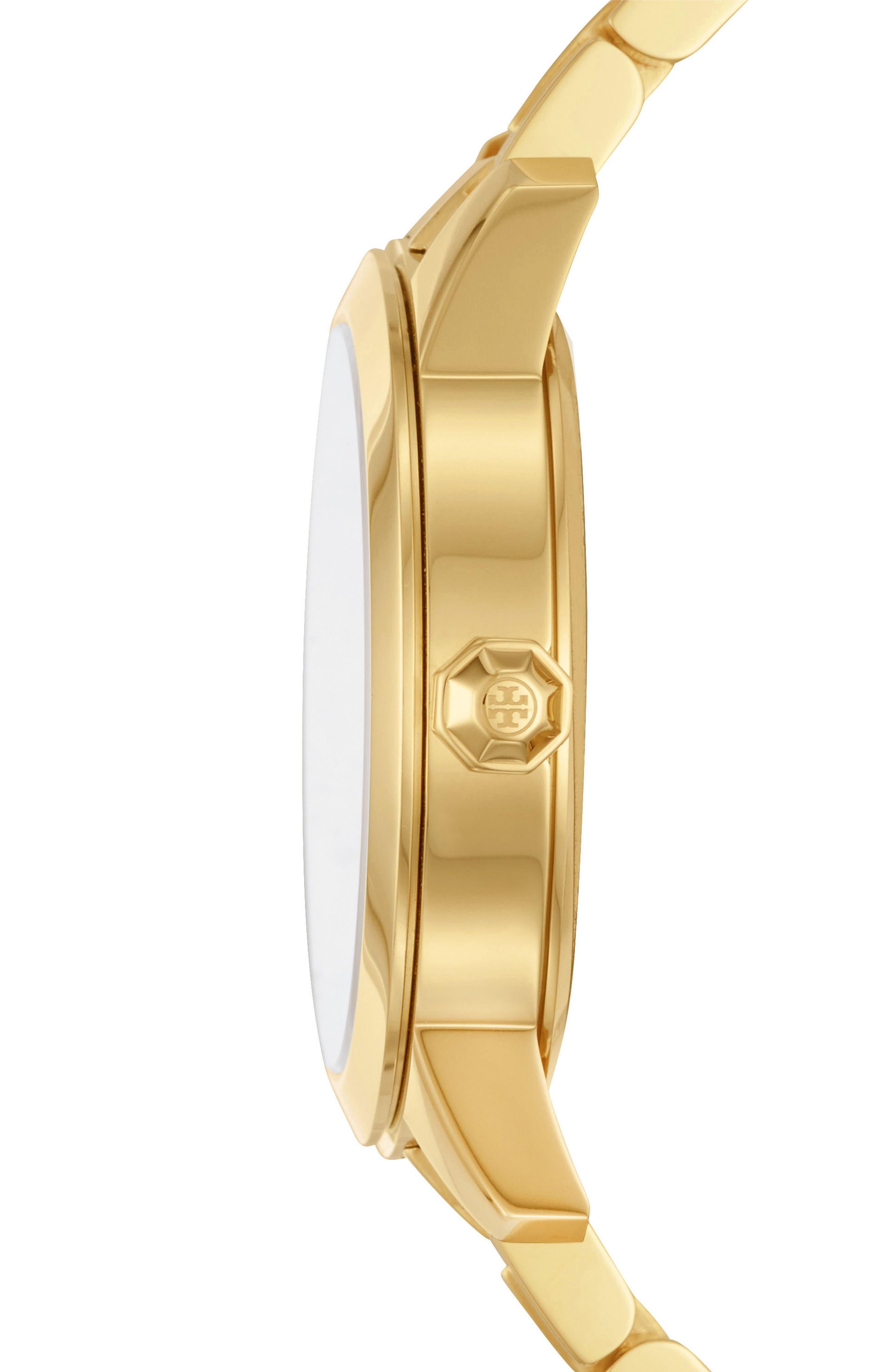 Collins Bracelet Watch, 32mm,                             Alternate thumbnail 4, color,