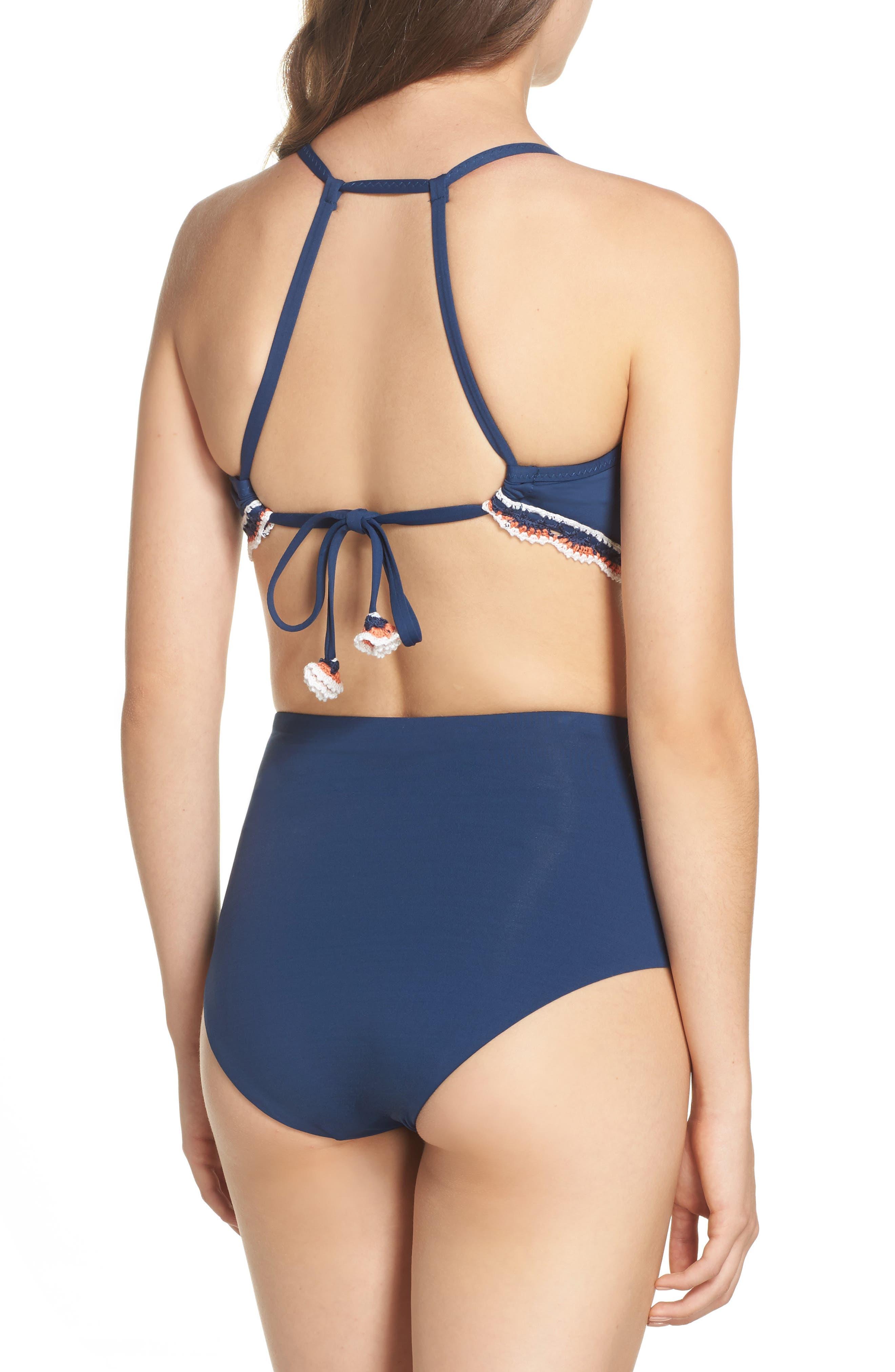 Medina Bikini Top,                             Alternate thumbnail 8, color,                             405