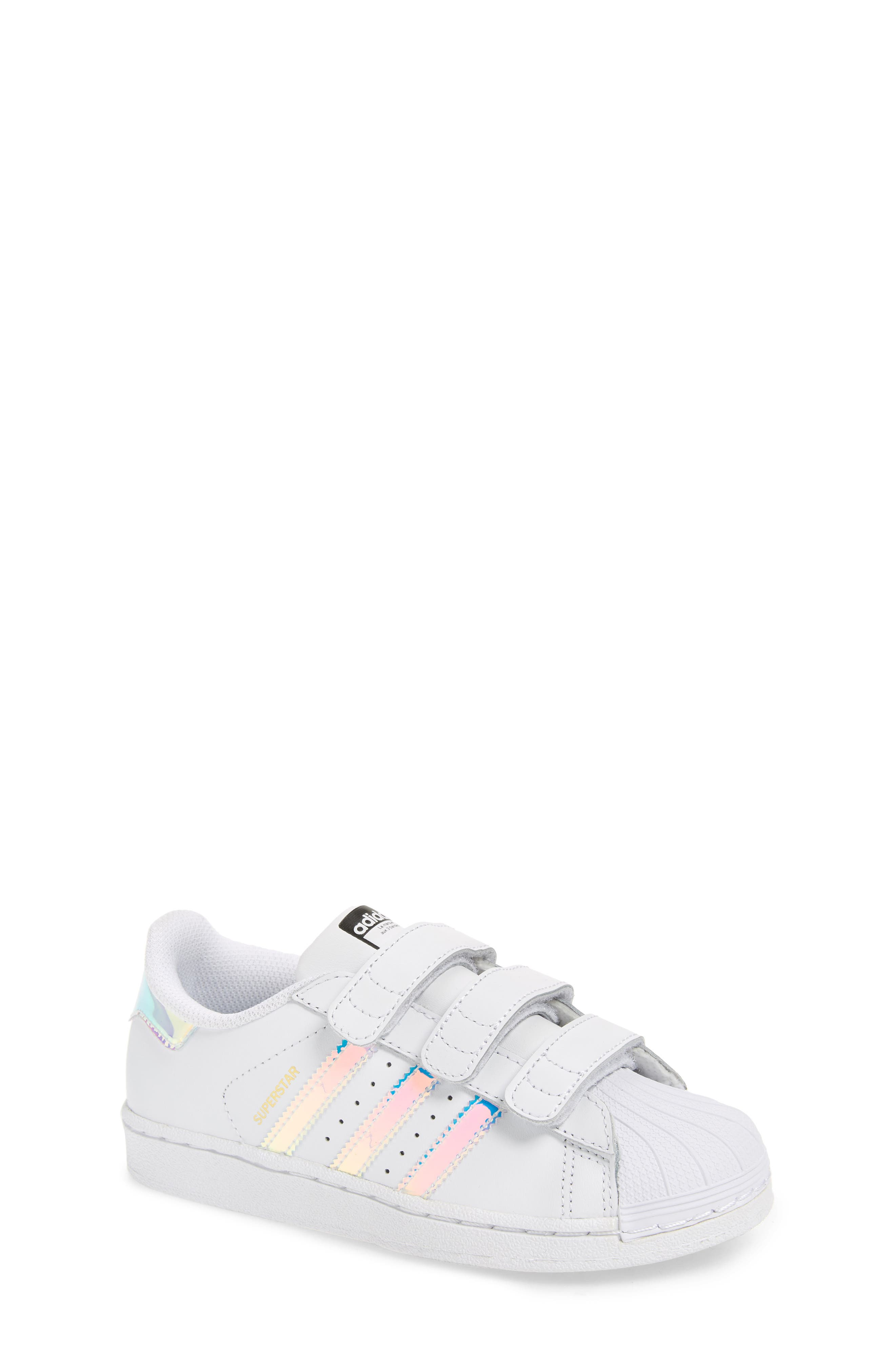 Superstar - Iridescent Sneaker,                         Main,                         color, 100