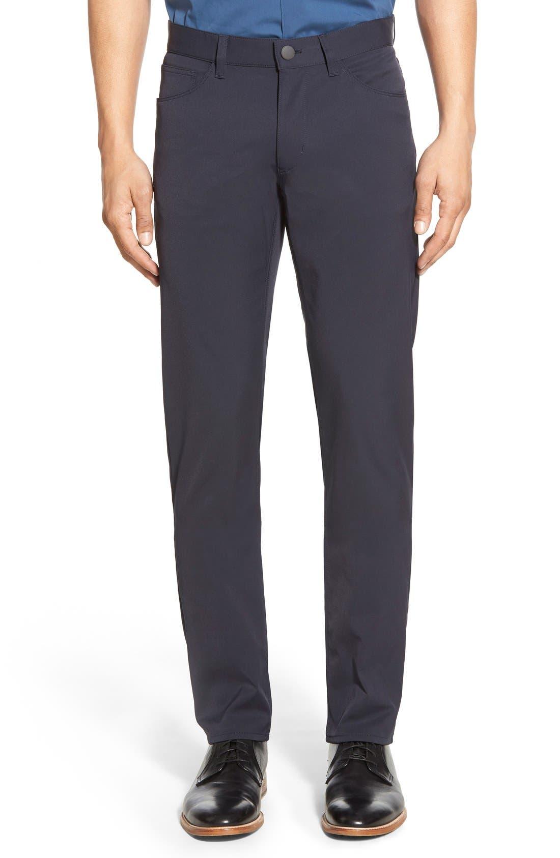 'Zaine Neoteric' Slim Fit Pants,                             Main thumbnail 2, color,