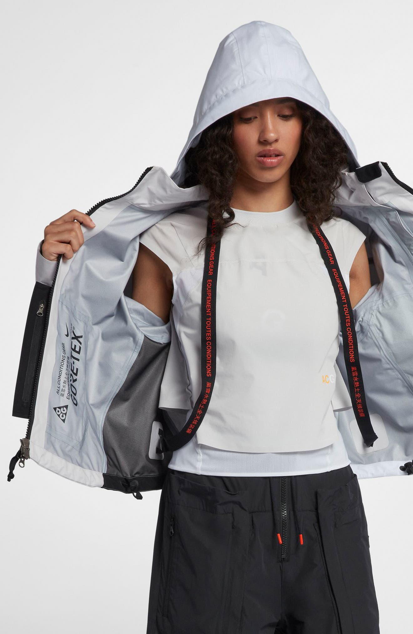 NikeLab ACG Gore-Tex<sup>®</sup> Women's Jacket,                             Alternate thumbnail 17, color,