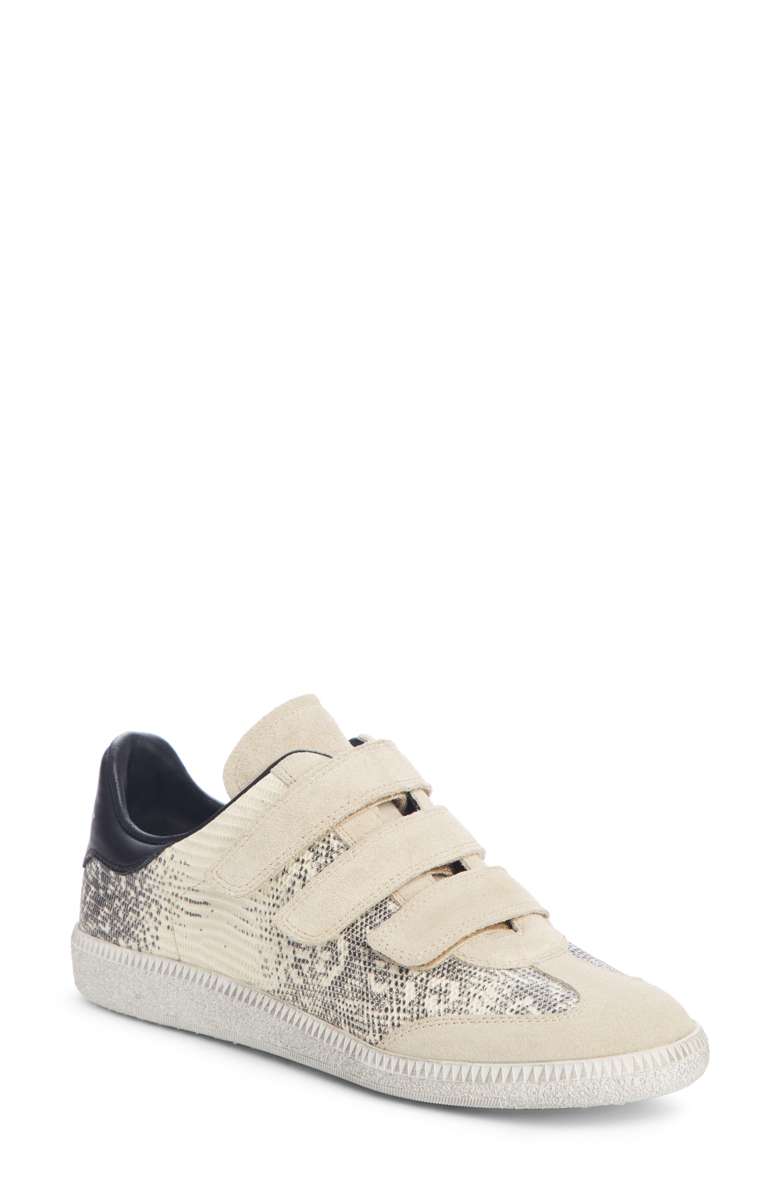 Beth Sneaker,                             Main thumbnail 1, color,                             CHALK EXOTIC