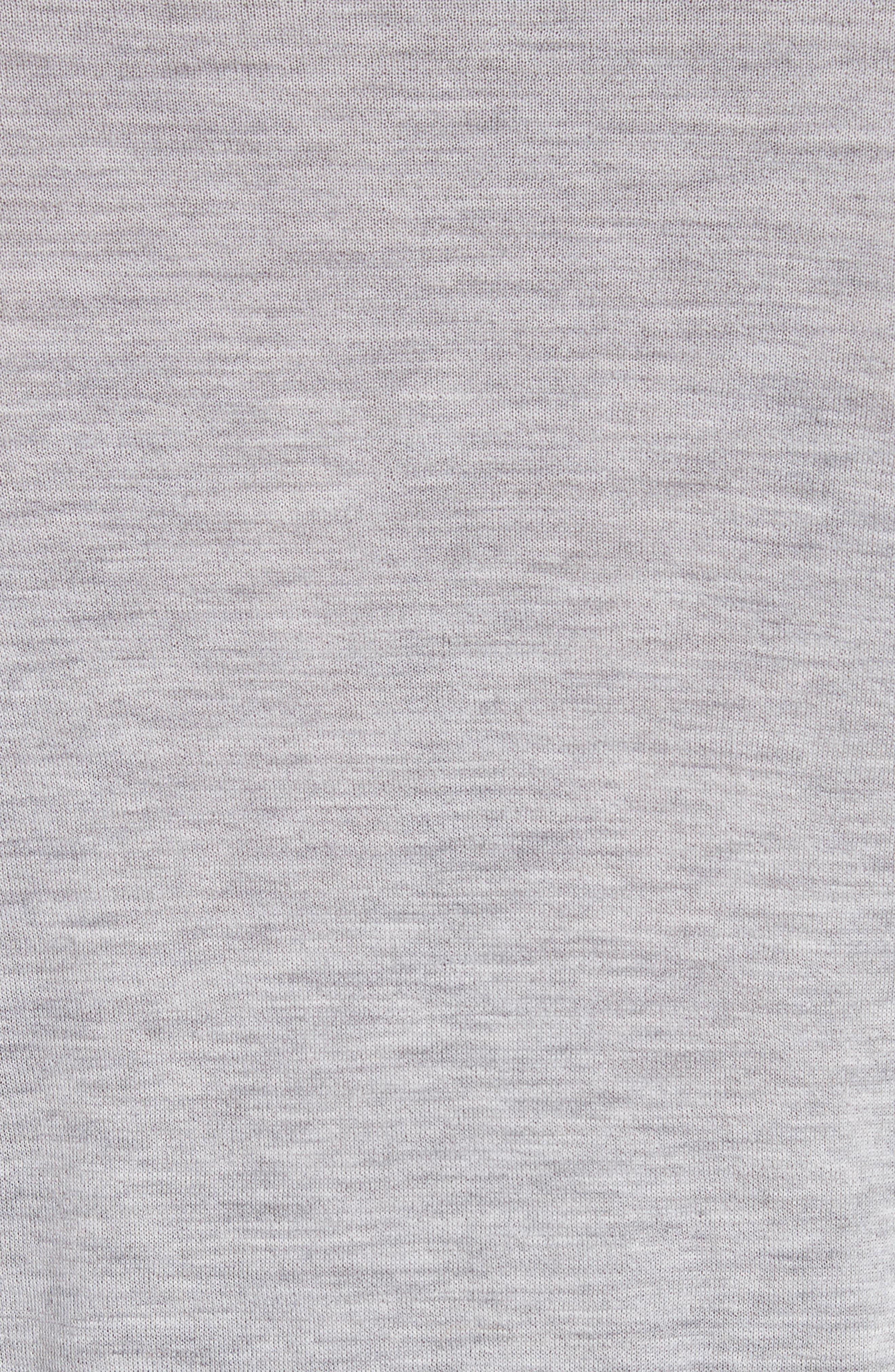 Cashmere Crewneck Sweater,                             Alternate thumbnail 5, color,                             055