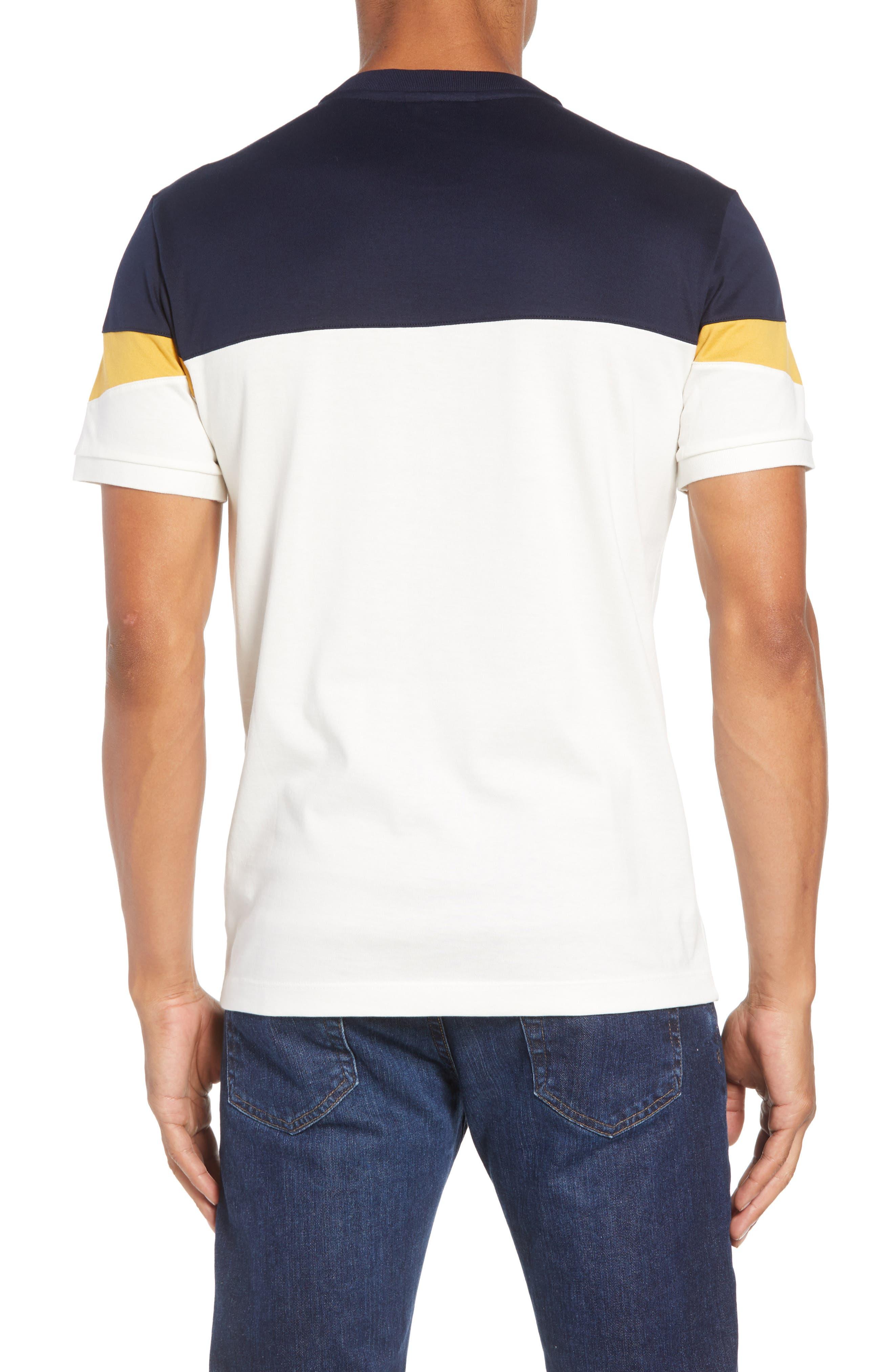 Colorblock T-Shirt,                             Alternate thumbnail 2, color,                             262