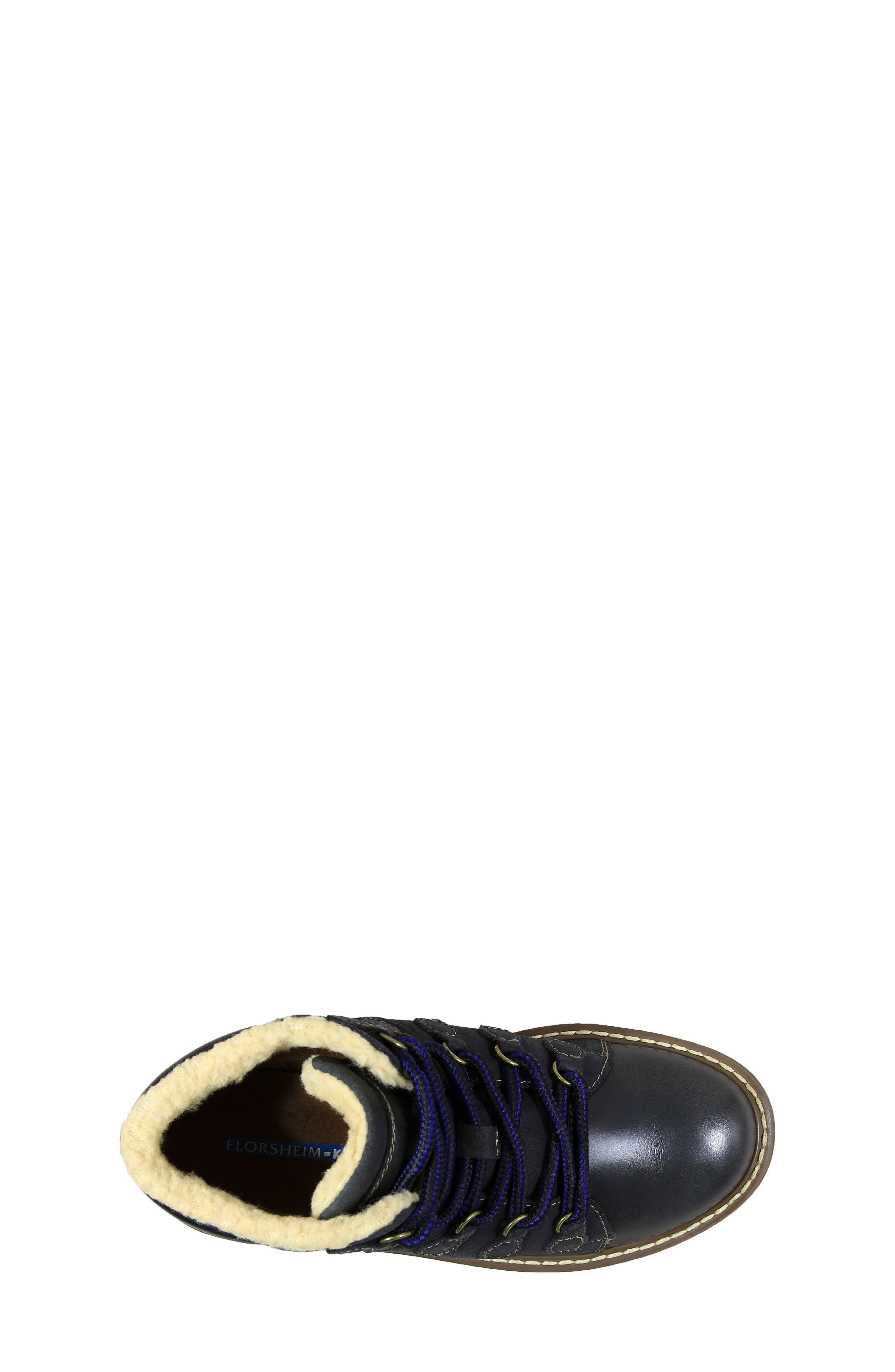 Studio Alpine Plush Lined Boot,                             Alternate thumbnail 5, color,                             020