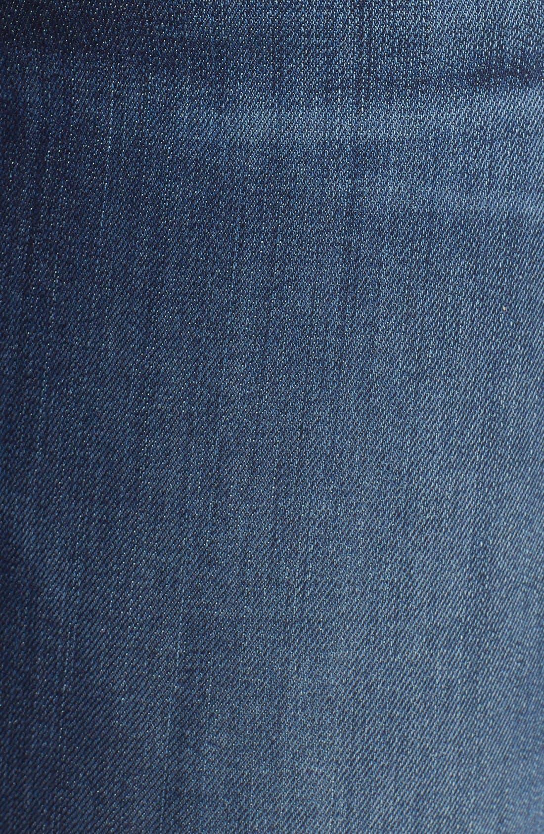 'Nico' Super Skinny Jeans,                             Alternate thumbnail 8, color,