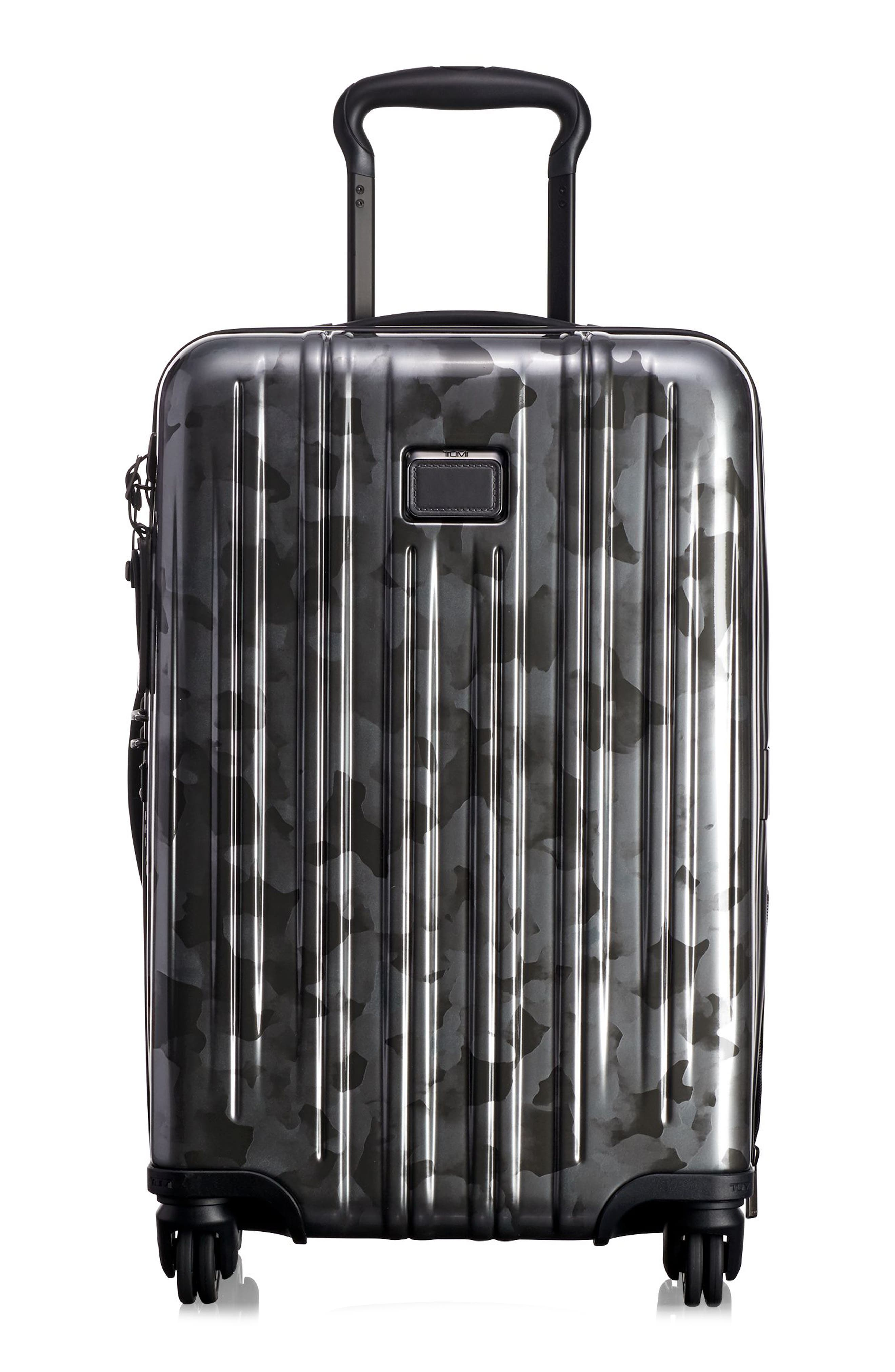 V3 International 22-Inch Expandable Wheeled Carry-On,                         Main,                         color,