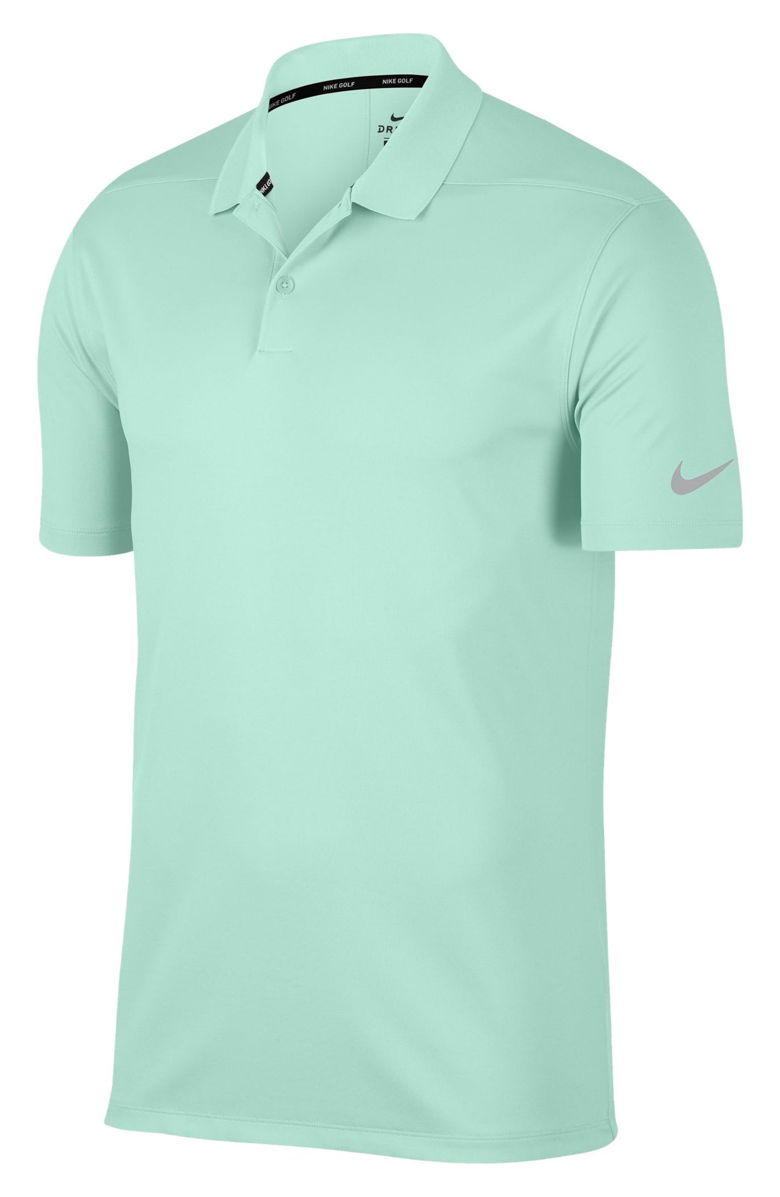 Dry Victory Golf Polo,                             Alternate thumbnail 5, color,                             IGLOO/ FLT SILVER