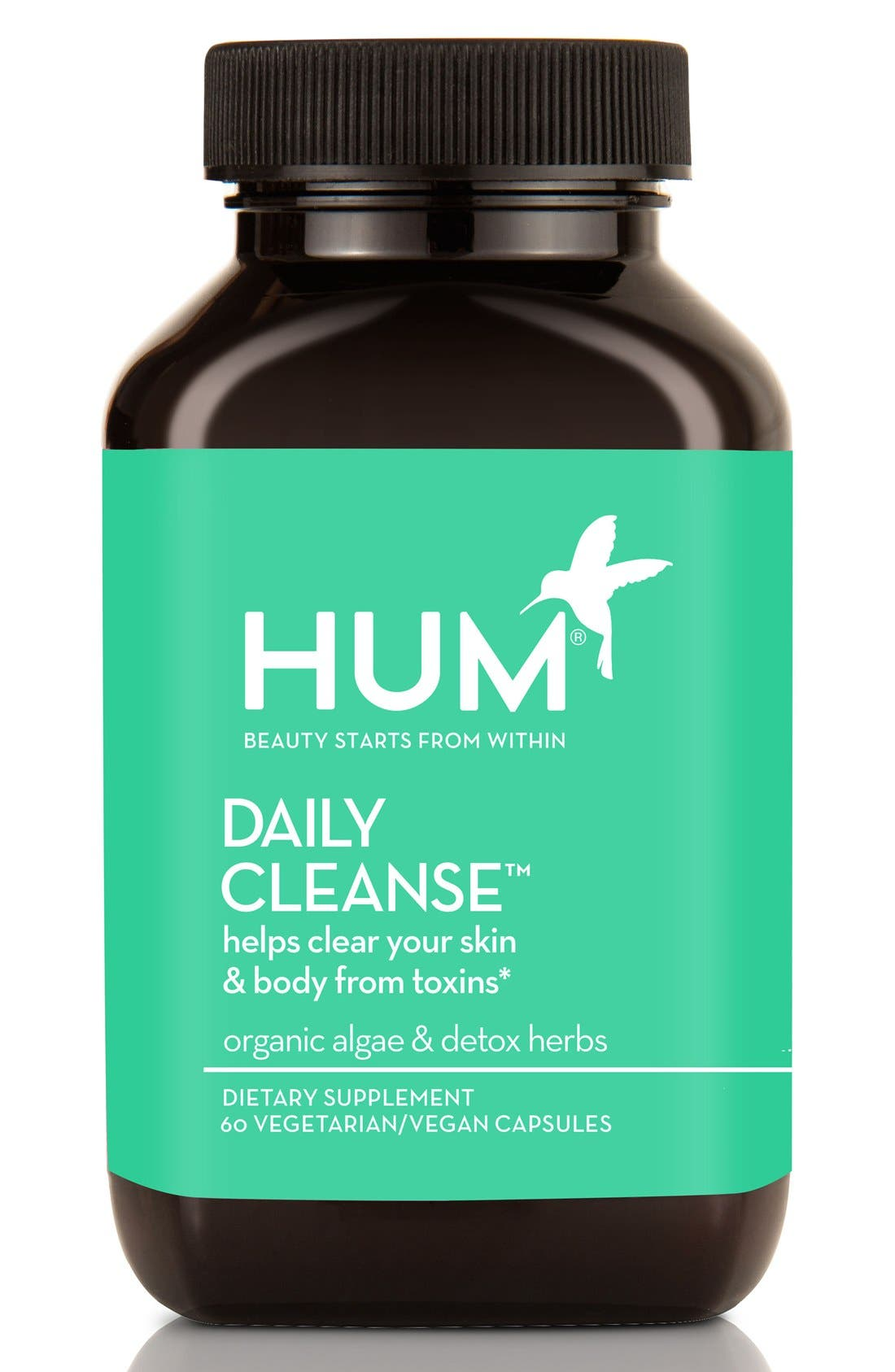 Daily Cleanse<sup>®</sup> Clear Skin and Acne Supplement,                             Main thumbnail 1, color,                             NO COLOR