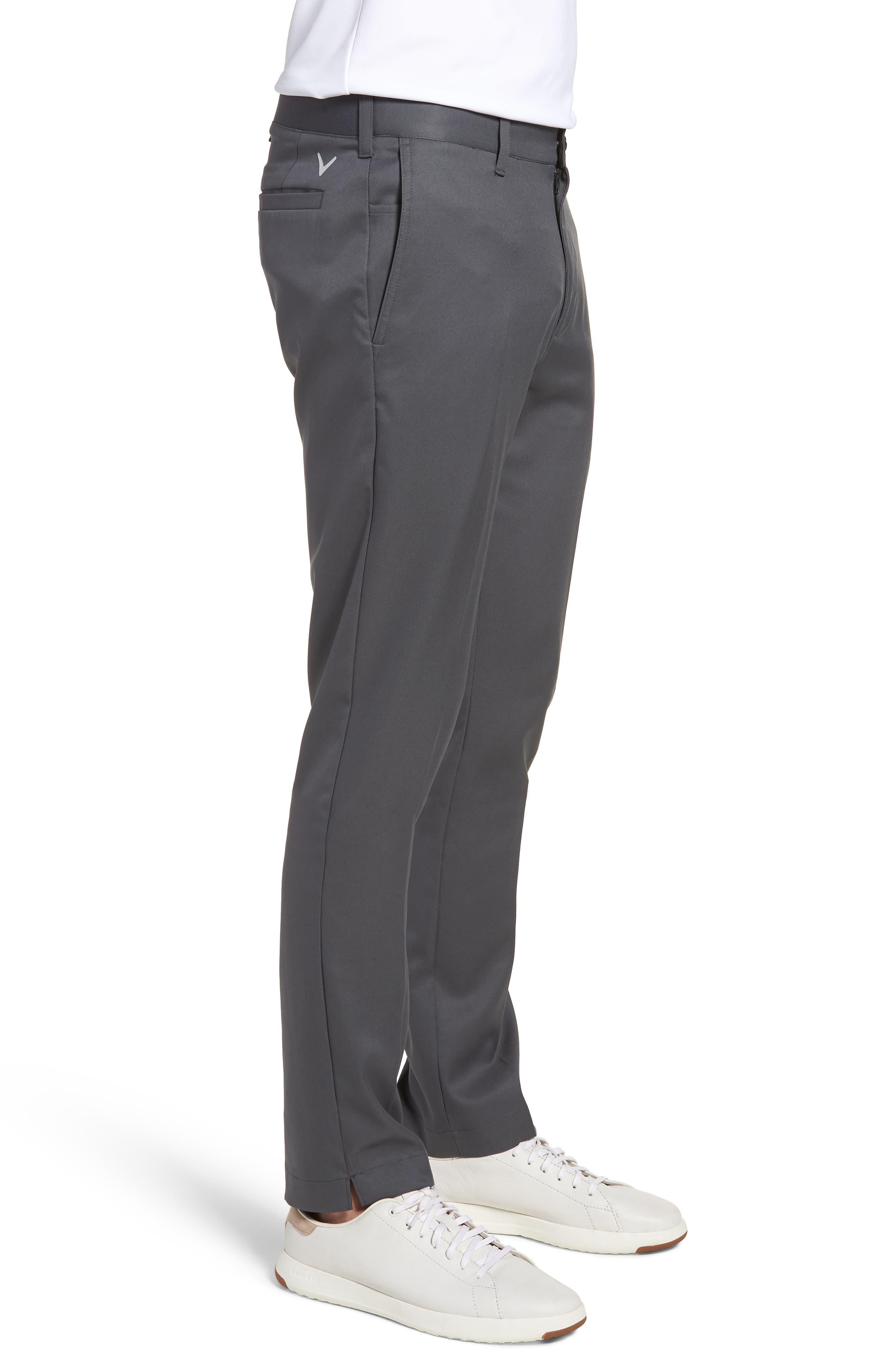 Tech Slim Fit Pants,                             Alternate thumbnail 8, color,