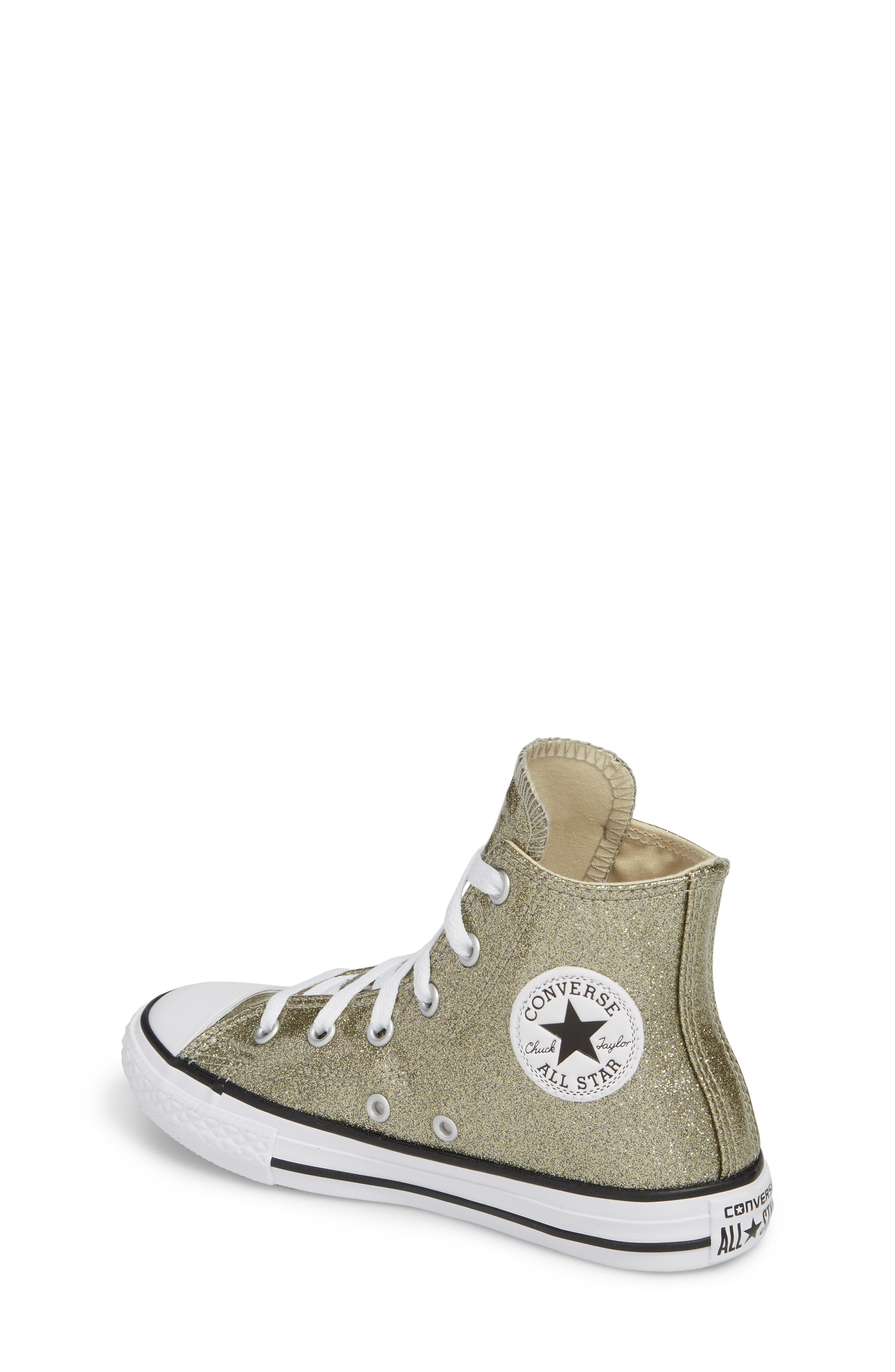 Chuck Taylor<sup>®</sup> All Star<sup>®</sup> Glitter Slip-On,                             Alternate thumbnail 5, color,
