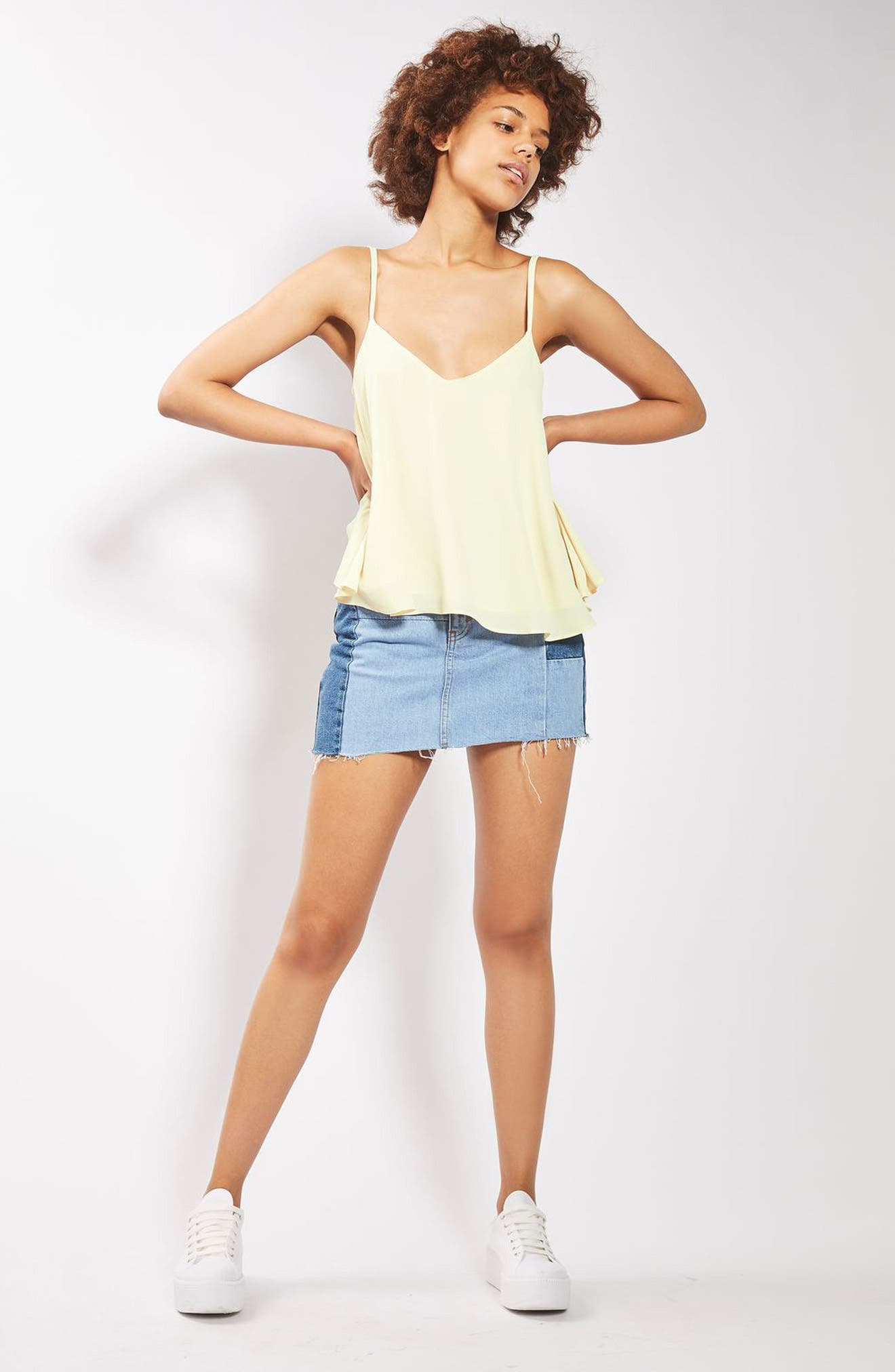 Rouleau Swing Camisole,                             Alternate thumbnail 75, color,