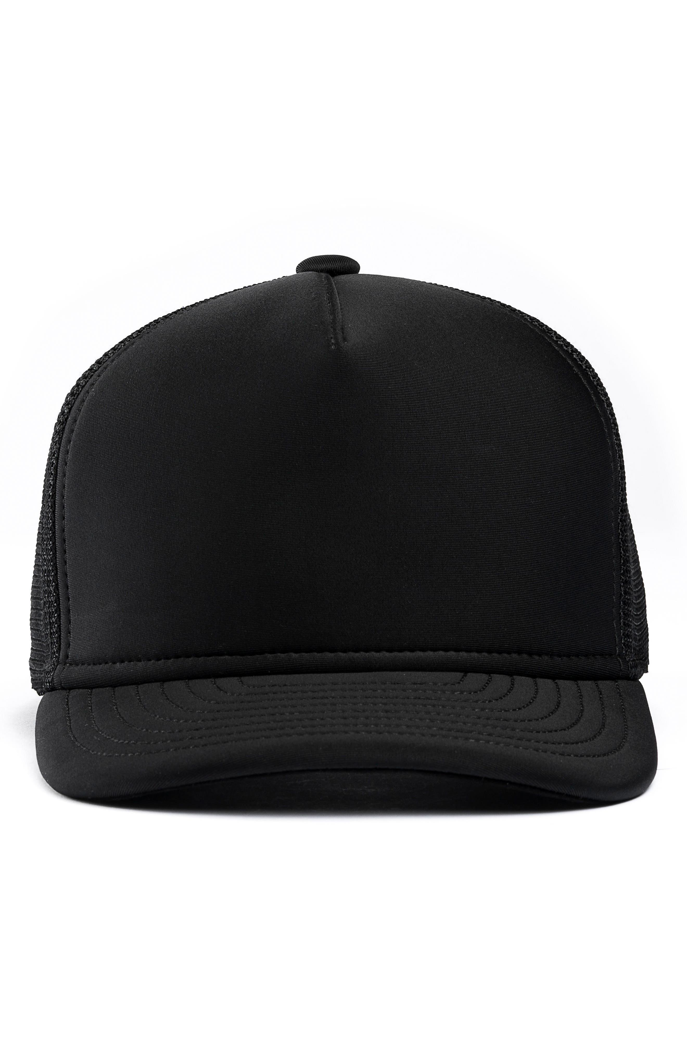 The Marksman Mesh Cap,                             Alternate thumbnail 2, color,                             BLACK