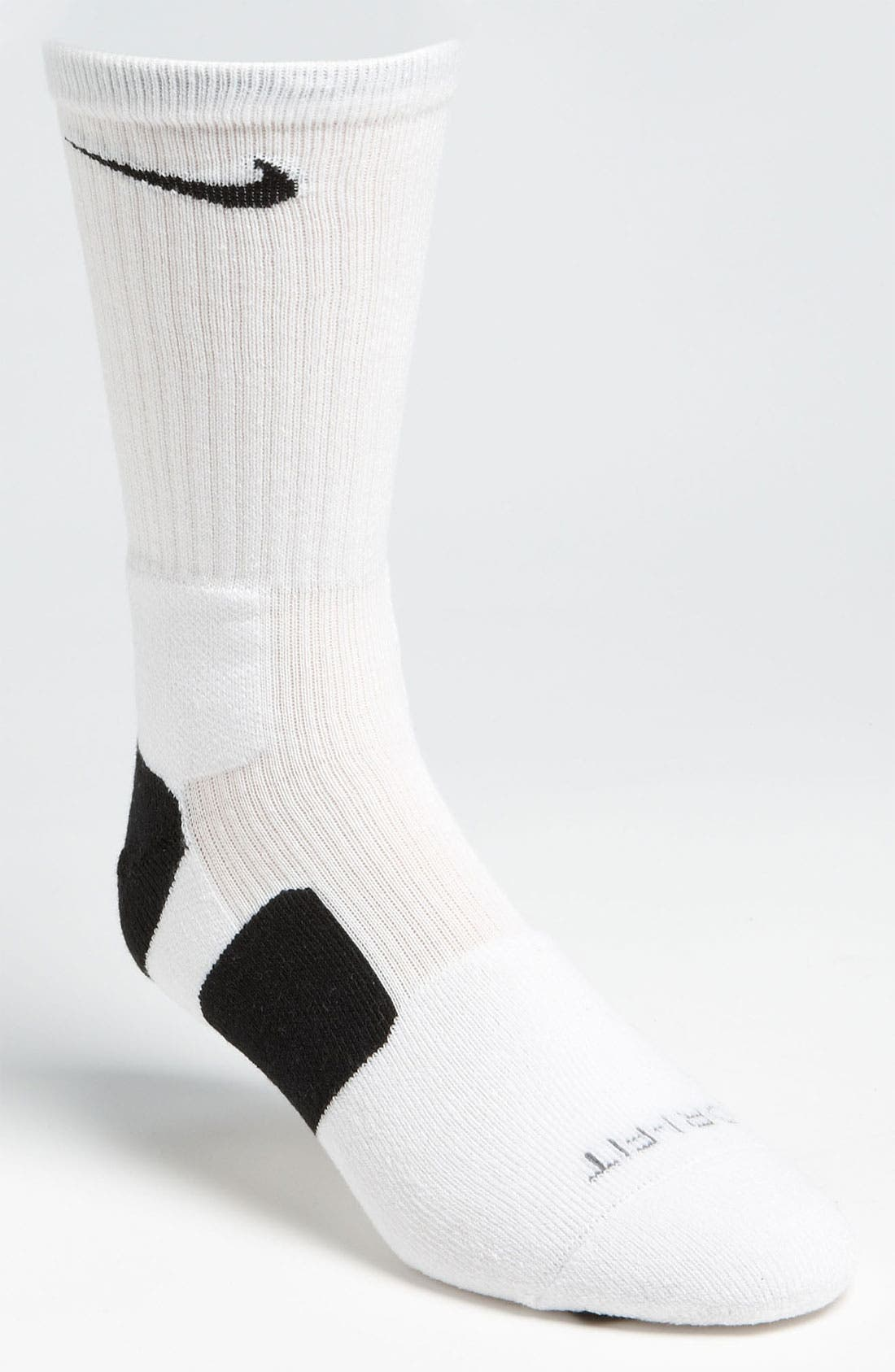 'Elite Basketball' Crew Socks,                             Main thumbnail 18, color,