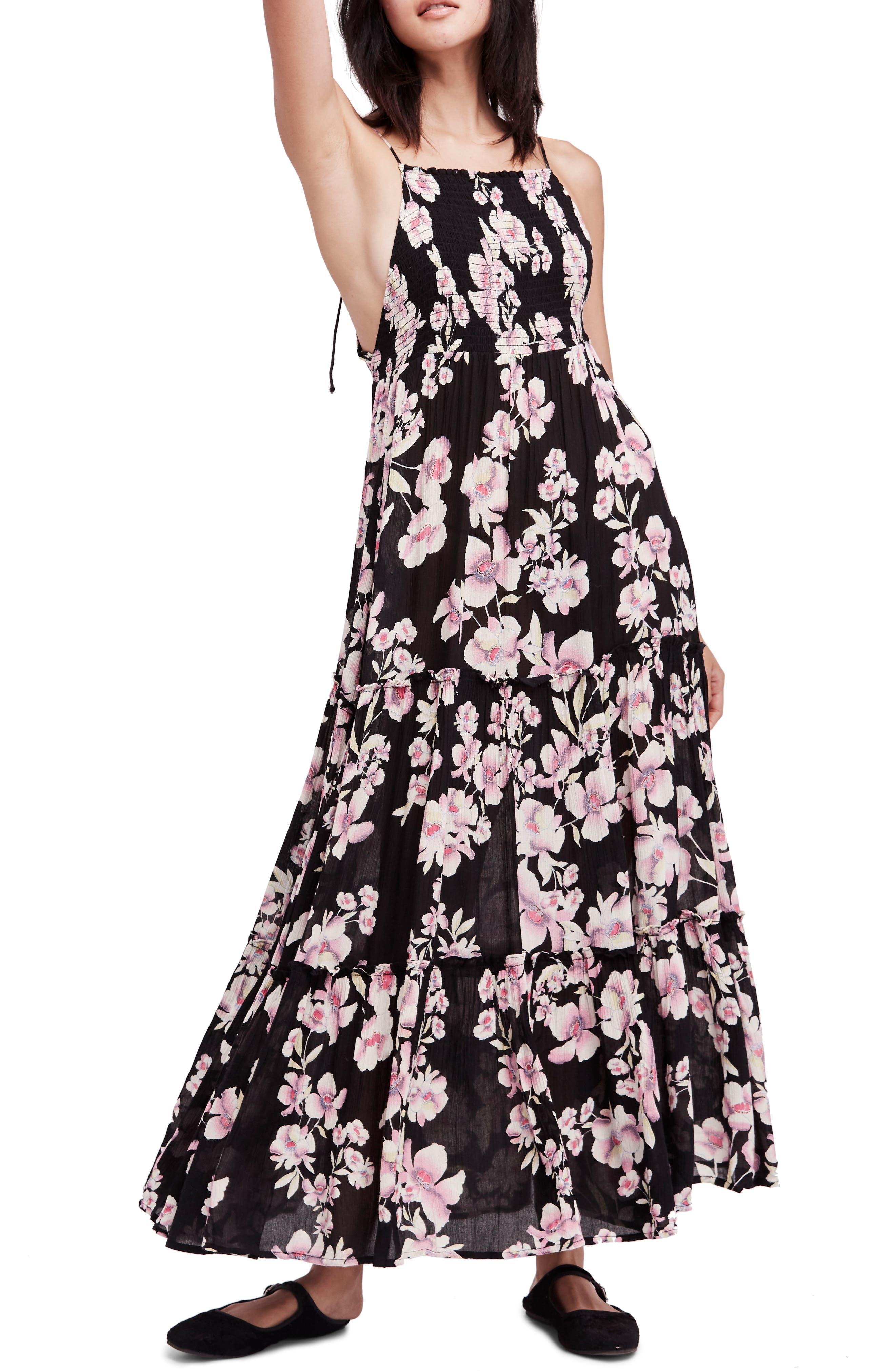 Garden Party Maxi Dress,                             Alternate thumbnail 29, color,